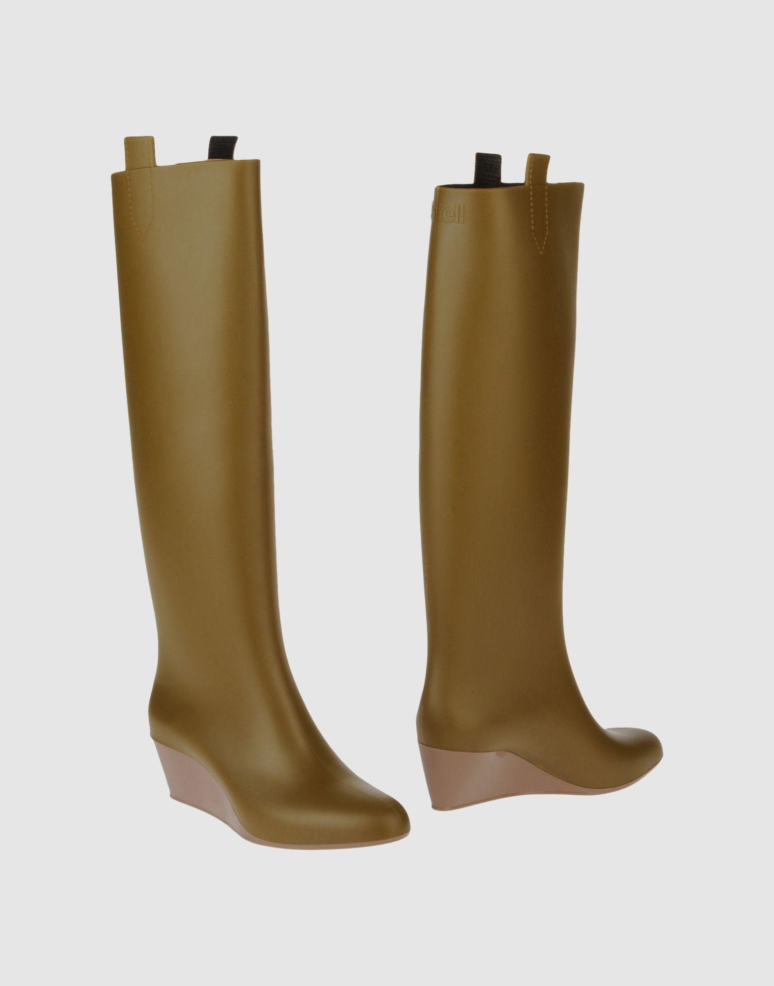KARTELL Сапоги на каблуке high boots braccialini сапоги на каблуке