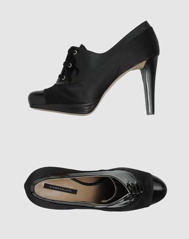 DIEGO DOLCINI Booties in Black
