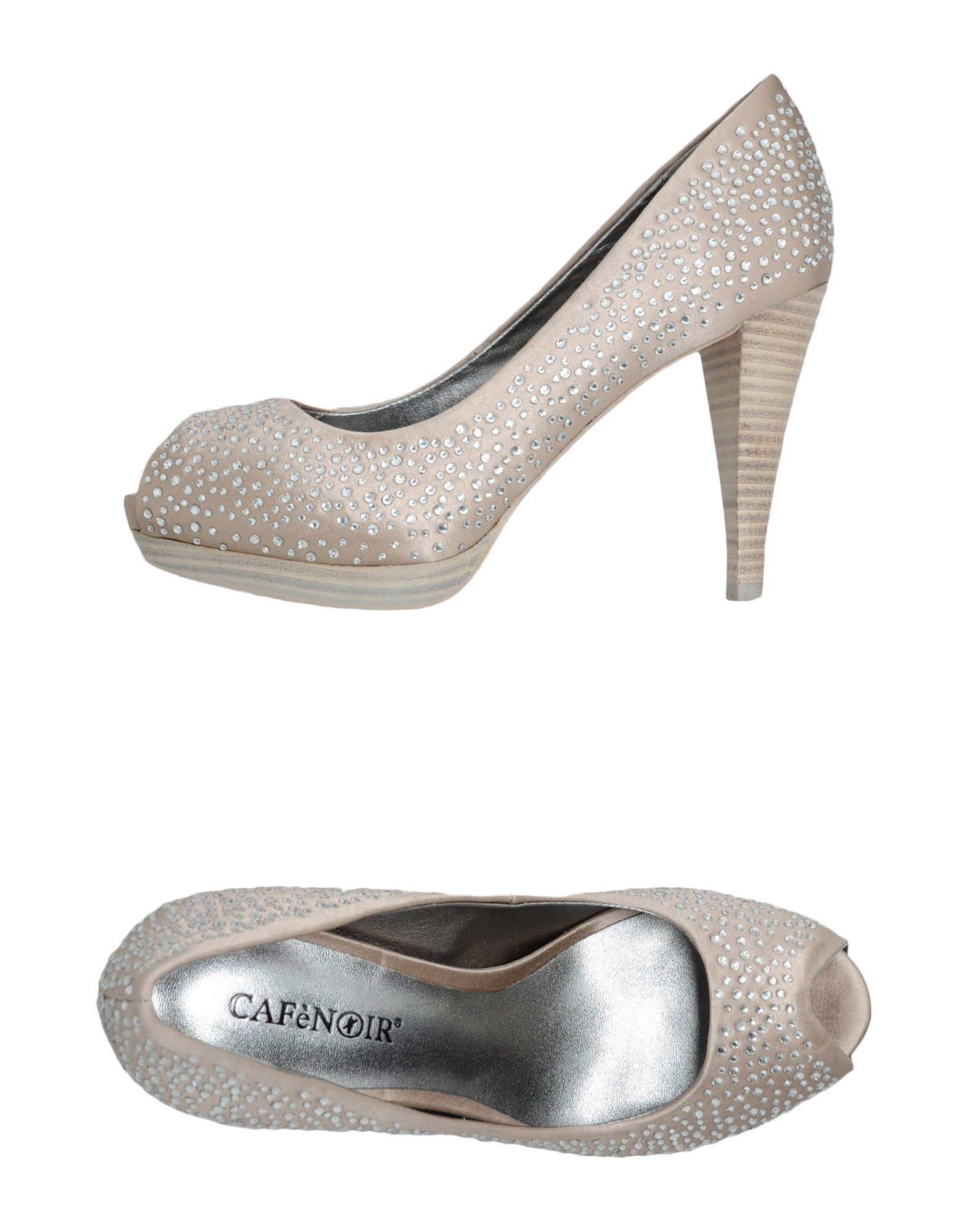 цена CAFèNOIR Туфли с открытым носком онлайн в 2017 году