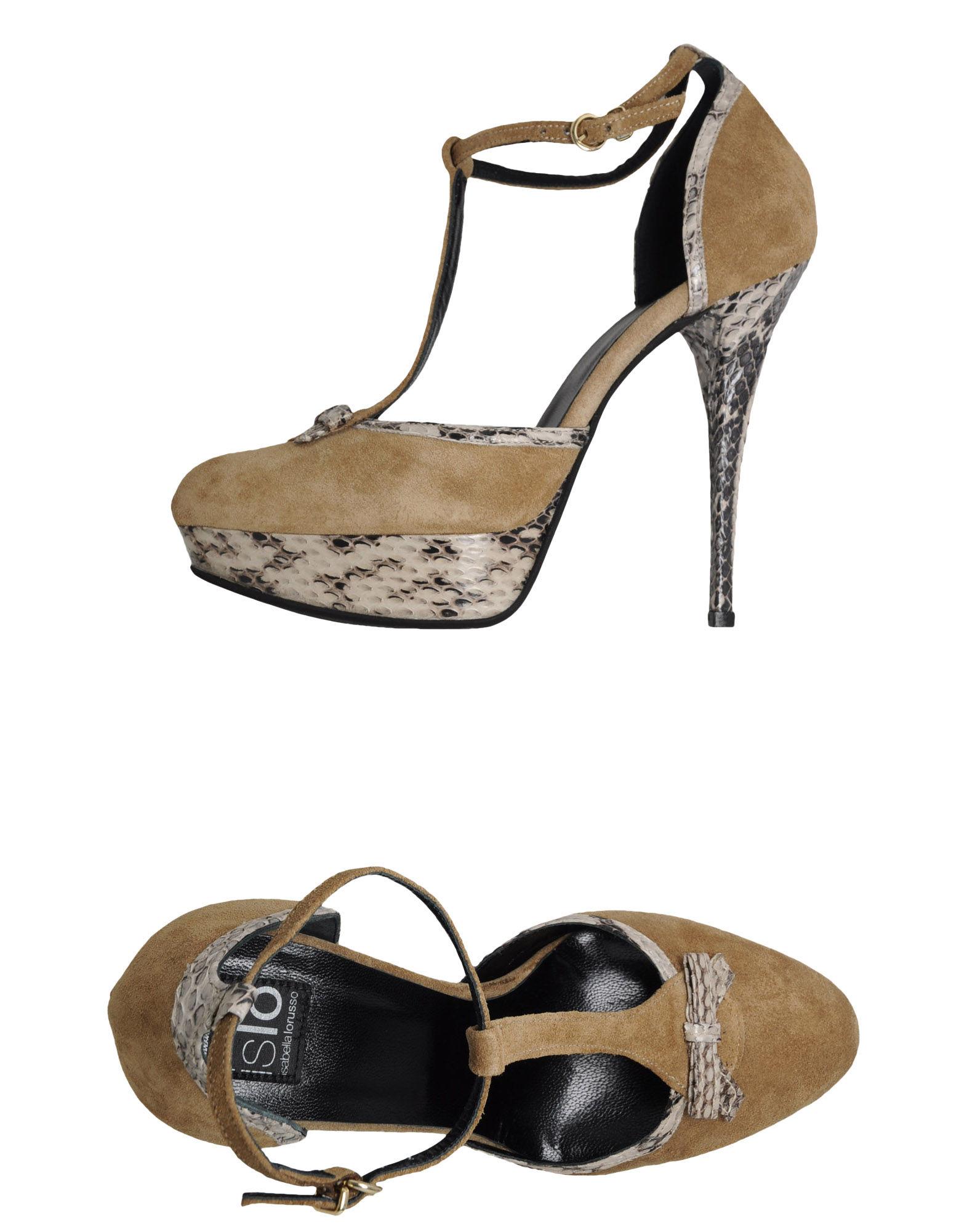 ISLO ISABELLA LORUSSO Туфли на платформе обувь на высокой платформе 1405103495245 2015