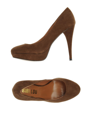 zapatillas BIBI LOU Decolletes con plataforma mujer
