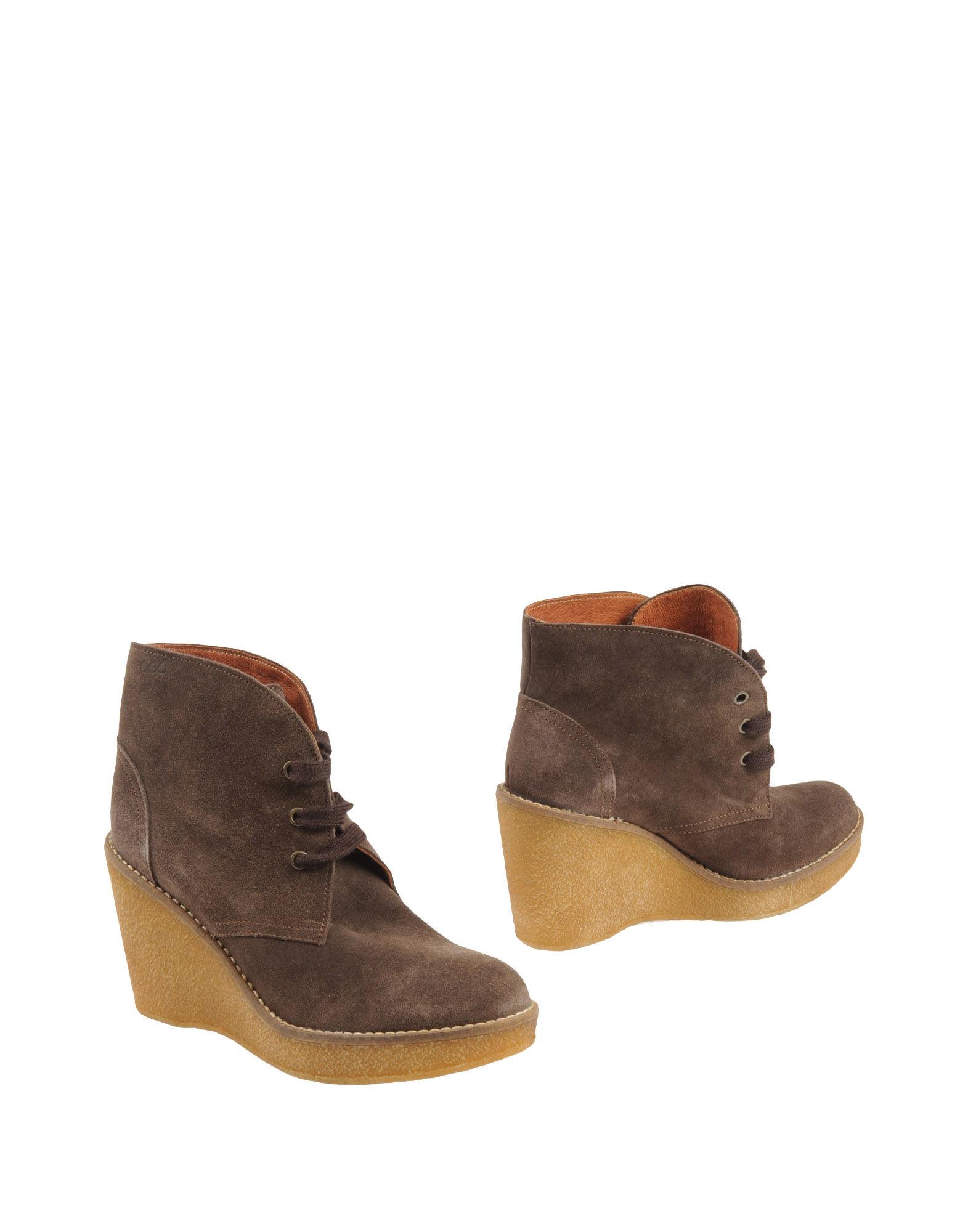 SERAFINI ETOILE Ankle Boot in Dark Brown