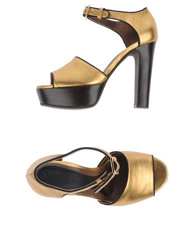 zapatillas MARNI Sandalias con plataforma mujer