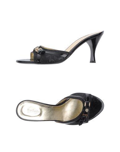 Босоножки на каблуке NERO GIARDINI
