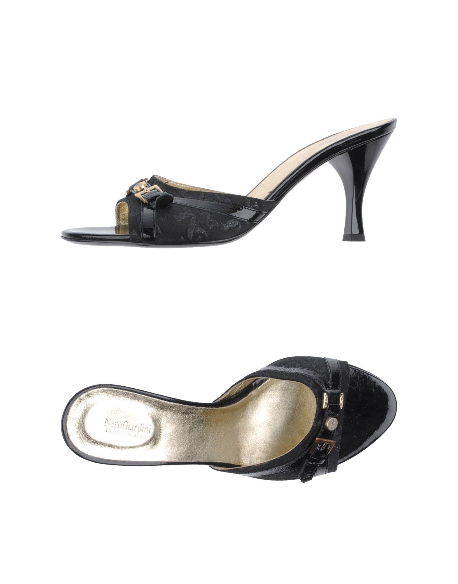 NERO GIARDINI Босоножки на каблуке фото