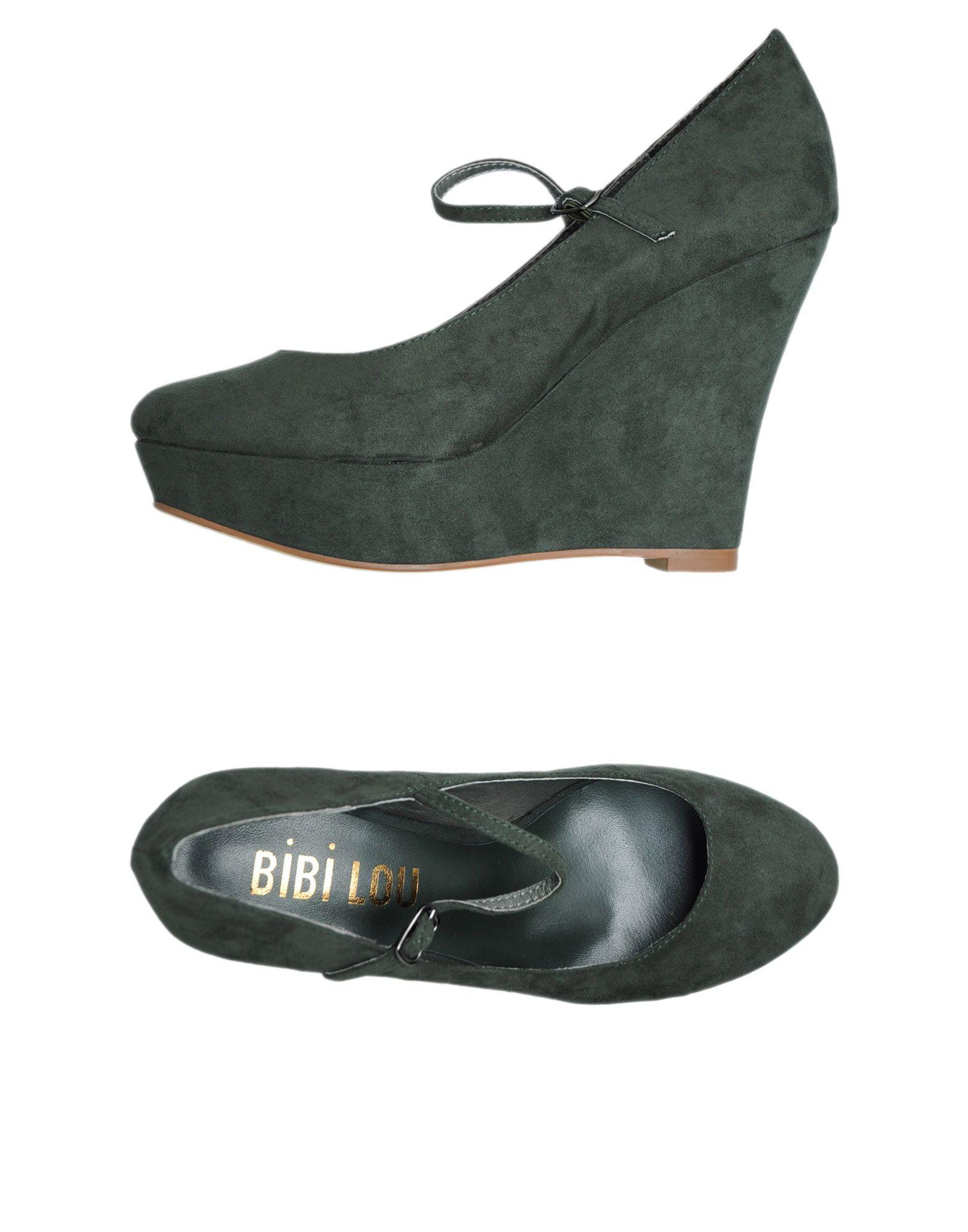 BIBI LOU Обувь на танкетке цены онлайн