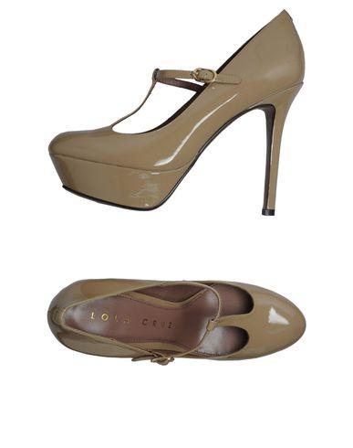 zapatillas LOLA CRUZ Decolletes con plataforma mujer