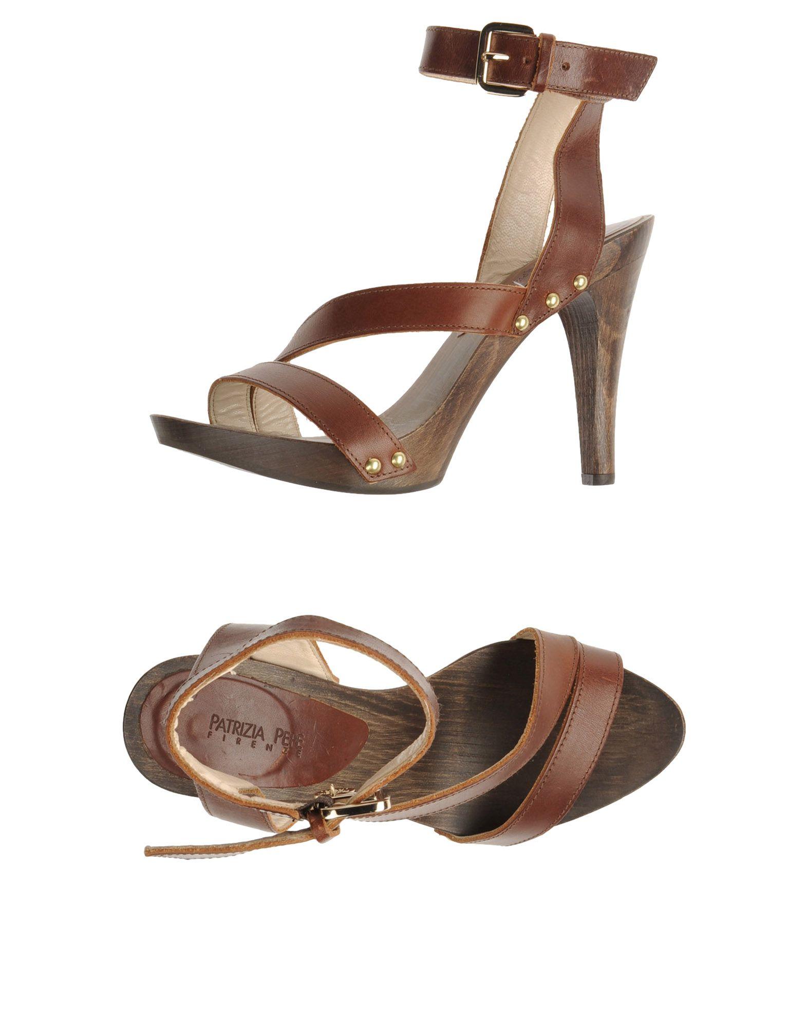 PATRIZIA PEPE Босоножки на платформе обувь на высокой платформе its own brand 116 31 32 33