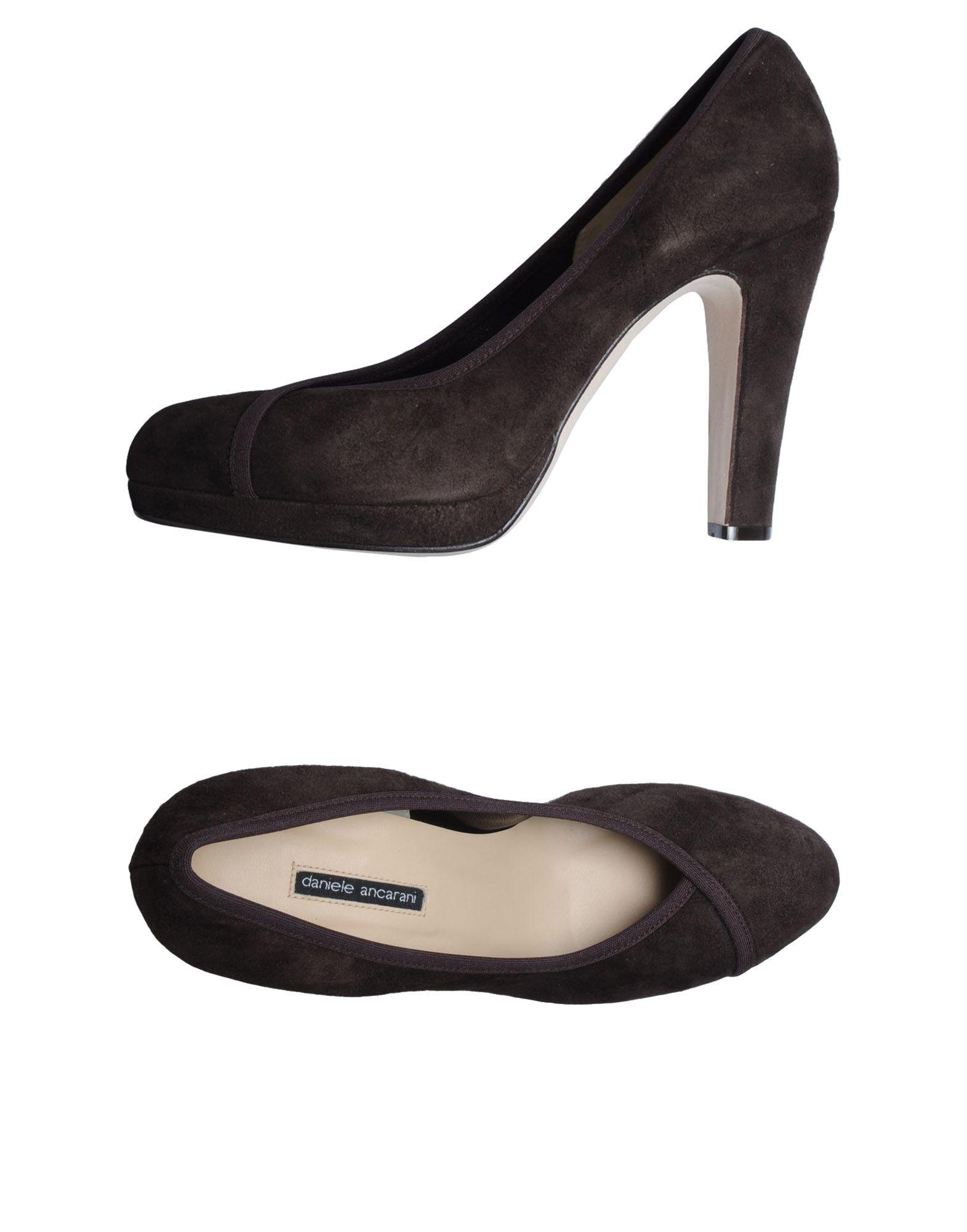 DANIELE ANCARANI Туфли на платформе daniele ancarani туфли