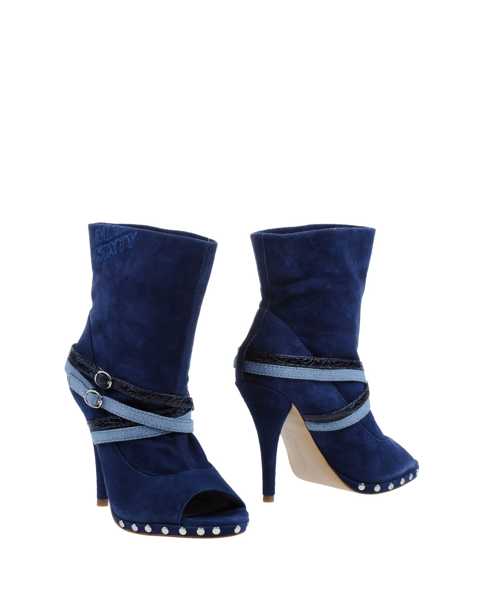 MISS SIXTY Полусапоги и высокие ботинки