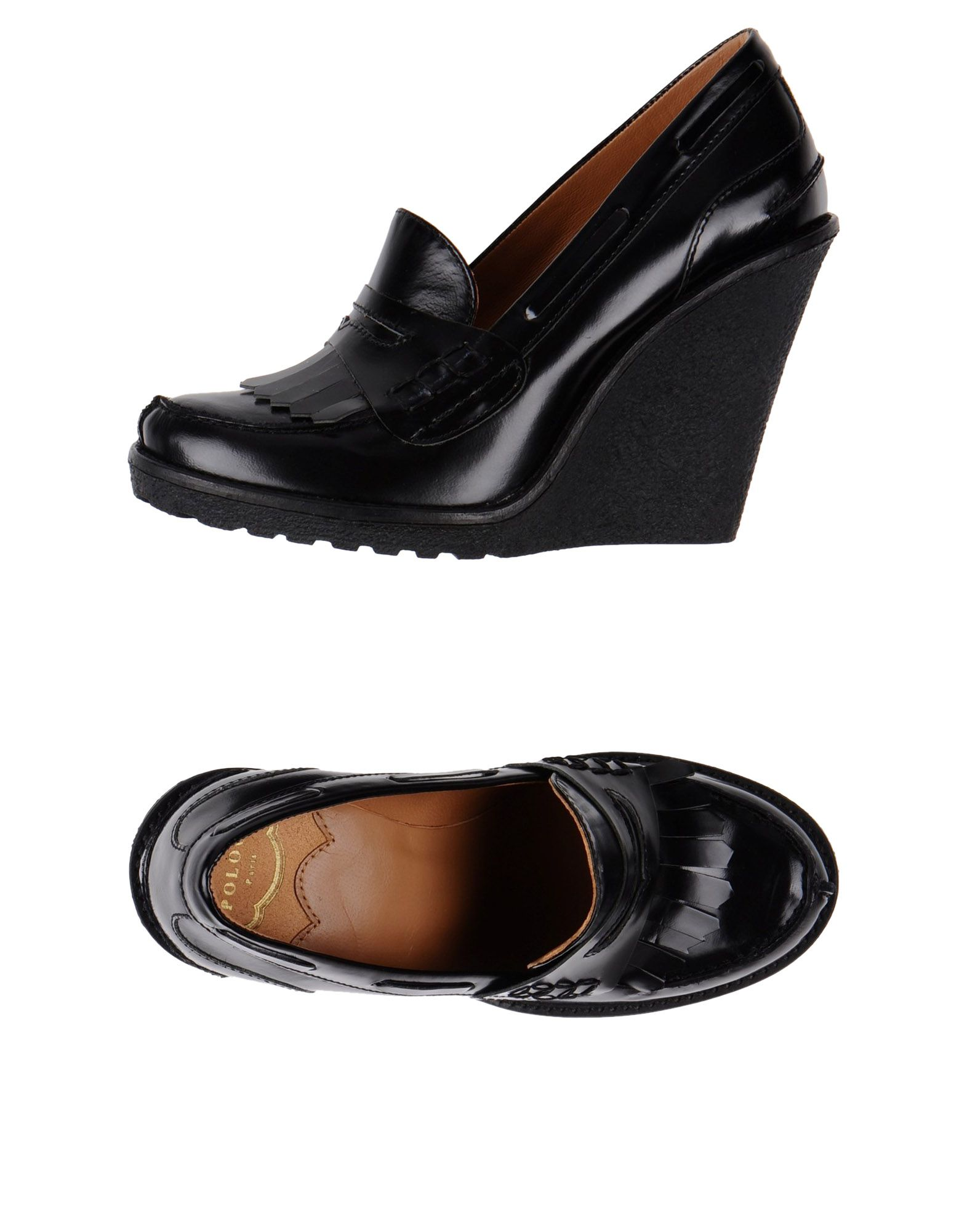 APOLOGIE Обувь на танкетке цены онлайн