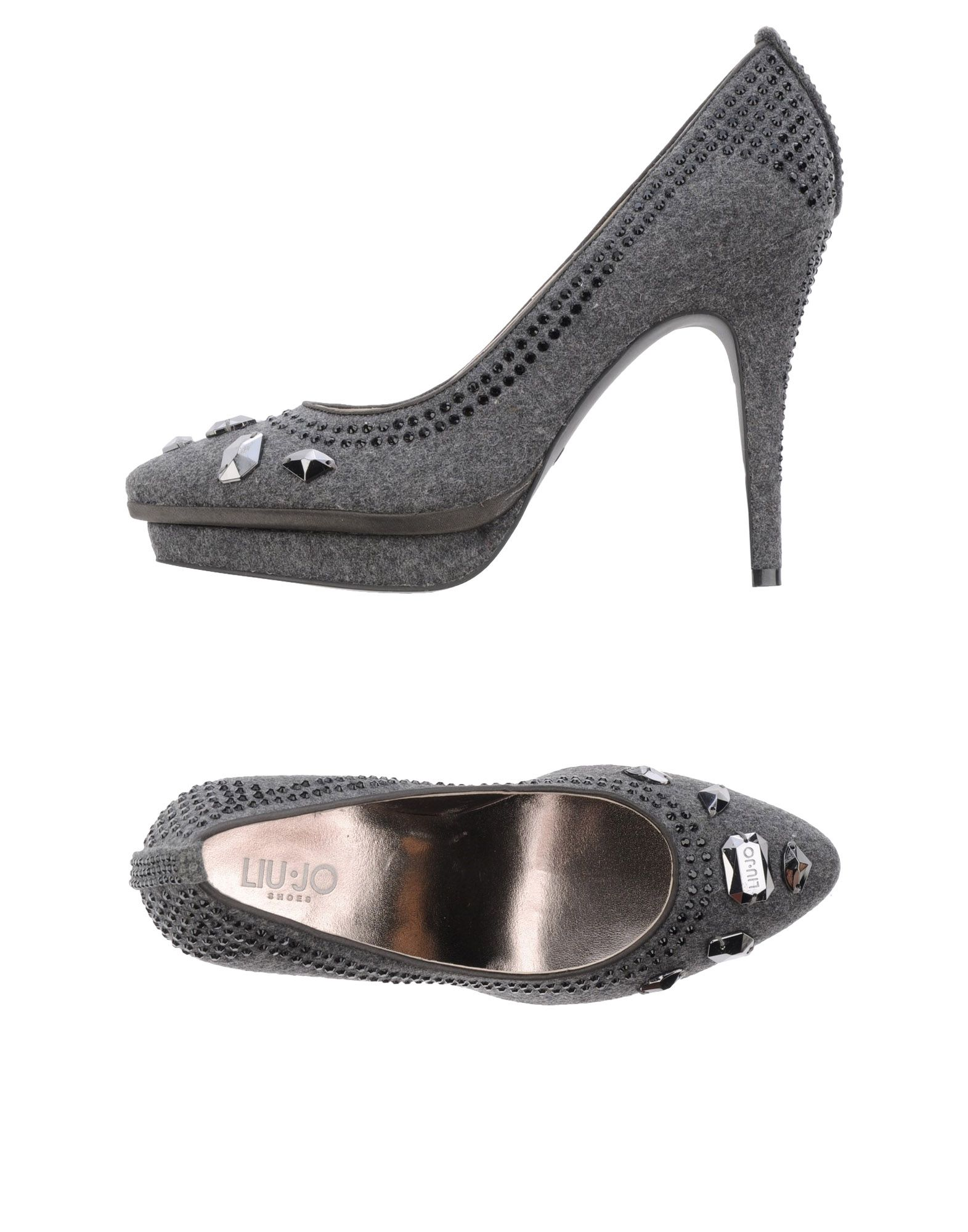цена LIU •JO Туфли на платформе онлайн в 2017 году