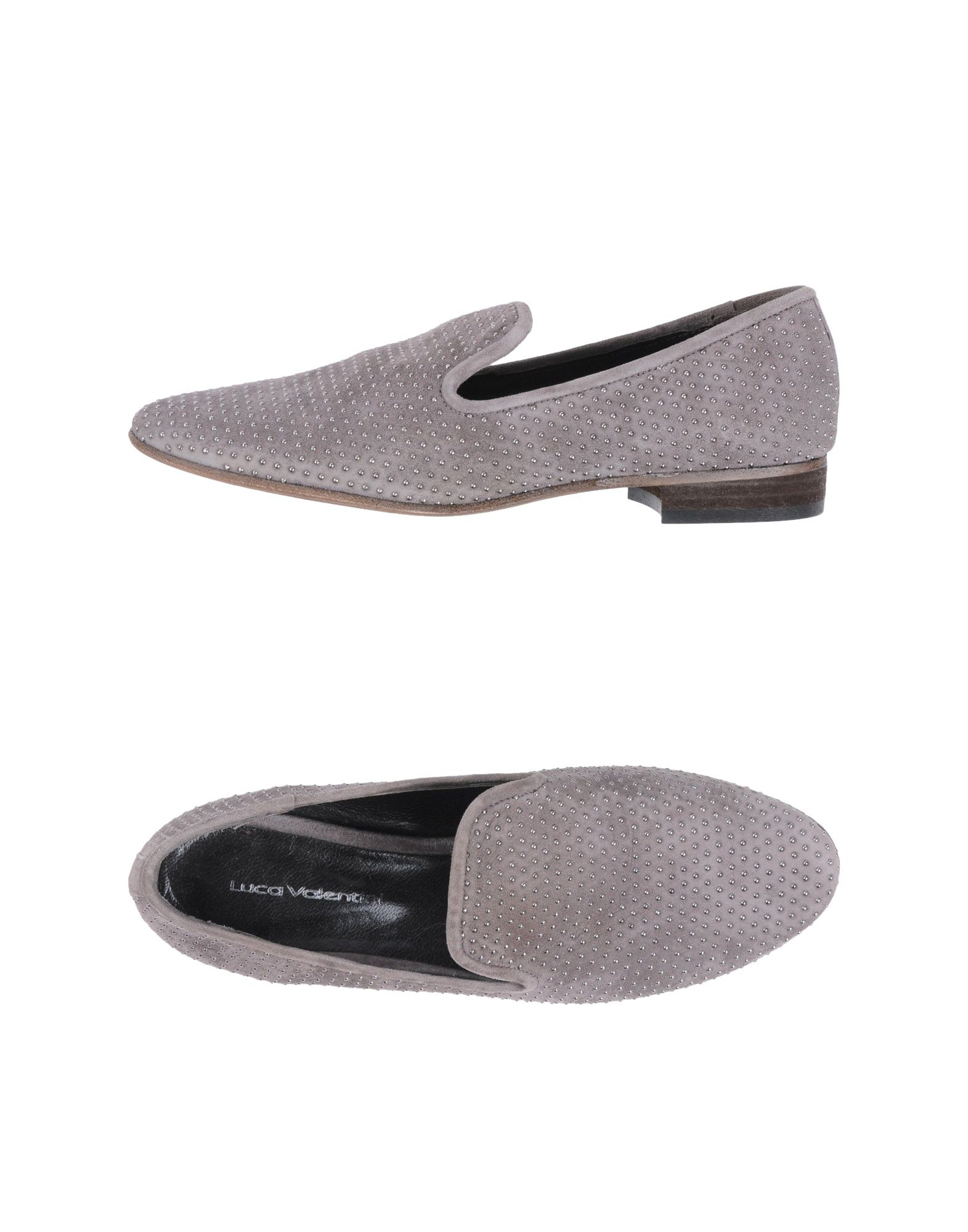 LUCA VALENTINI Мокасины ботинки дерби из кожи tomina luca