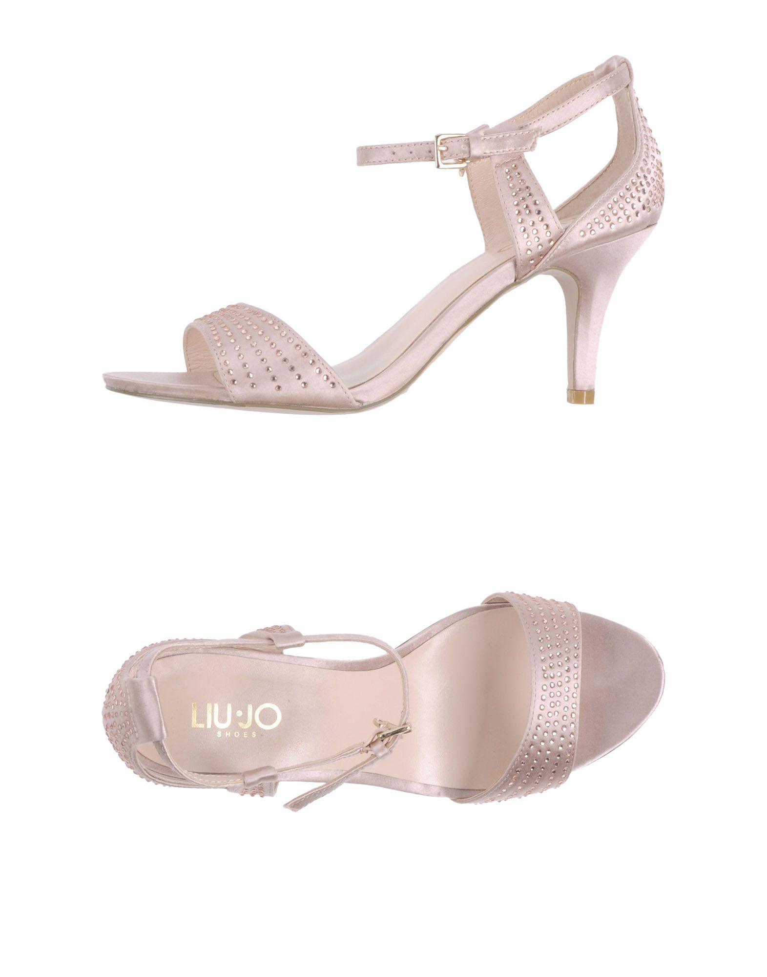 LIU •JO SHOES Босоножки на каблуке босоножки liu jo s17027p0045 04019