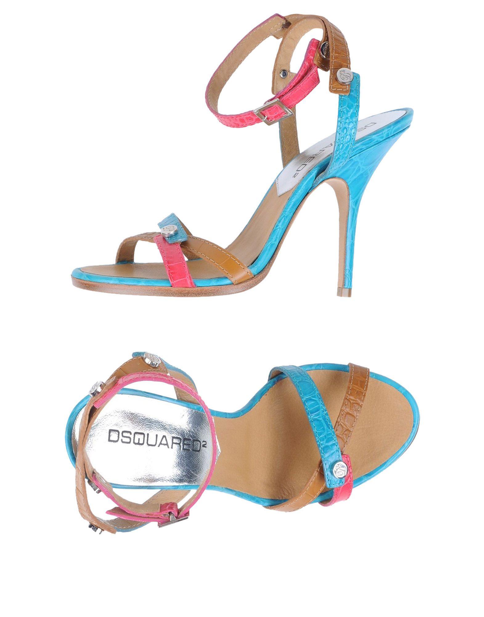 DSQUARED2 Босоножки на каблуке