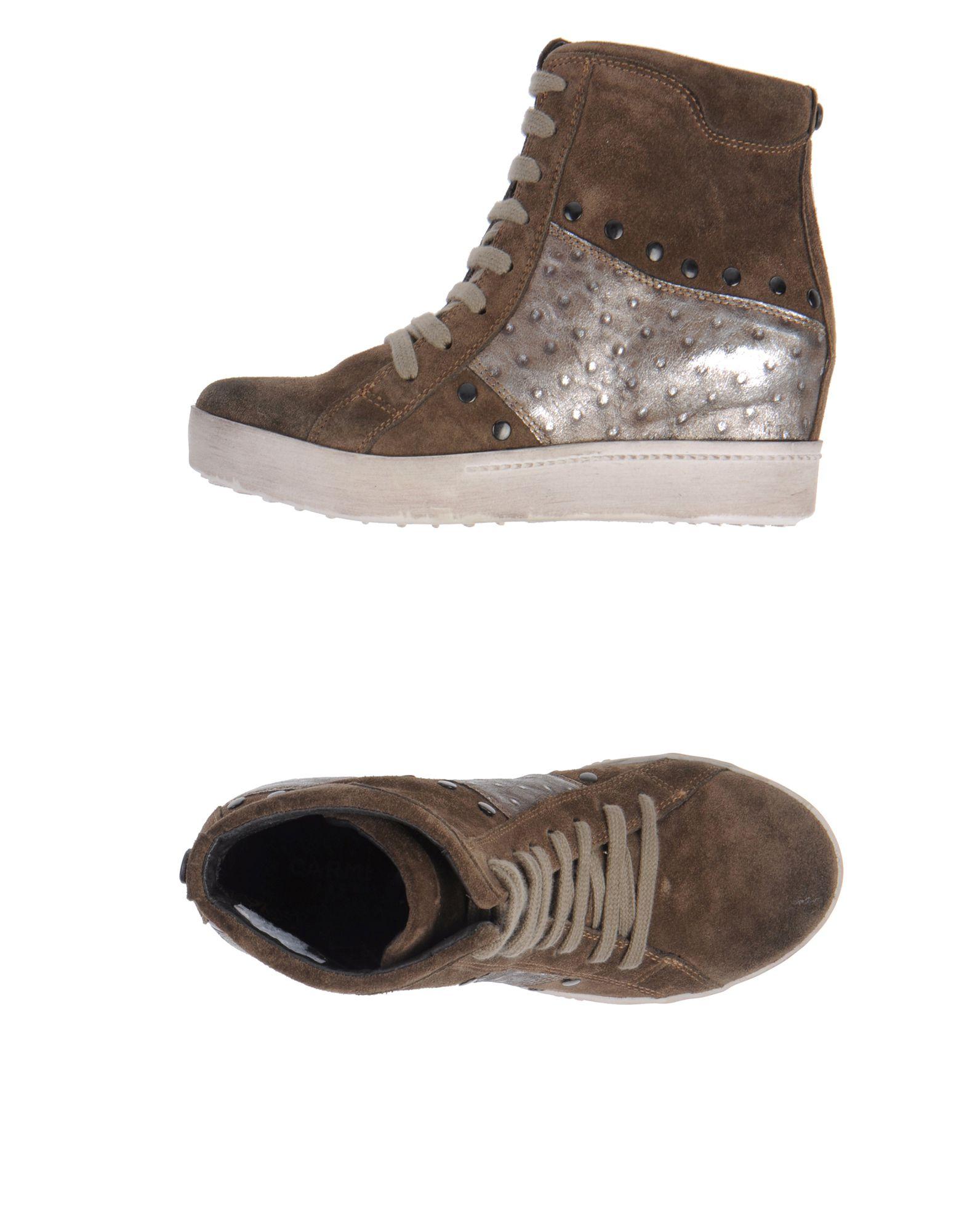 CARMENS Высокие кеды и кроссовки pierre hardy высокие кеды и кроссовки