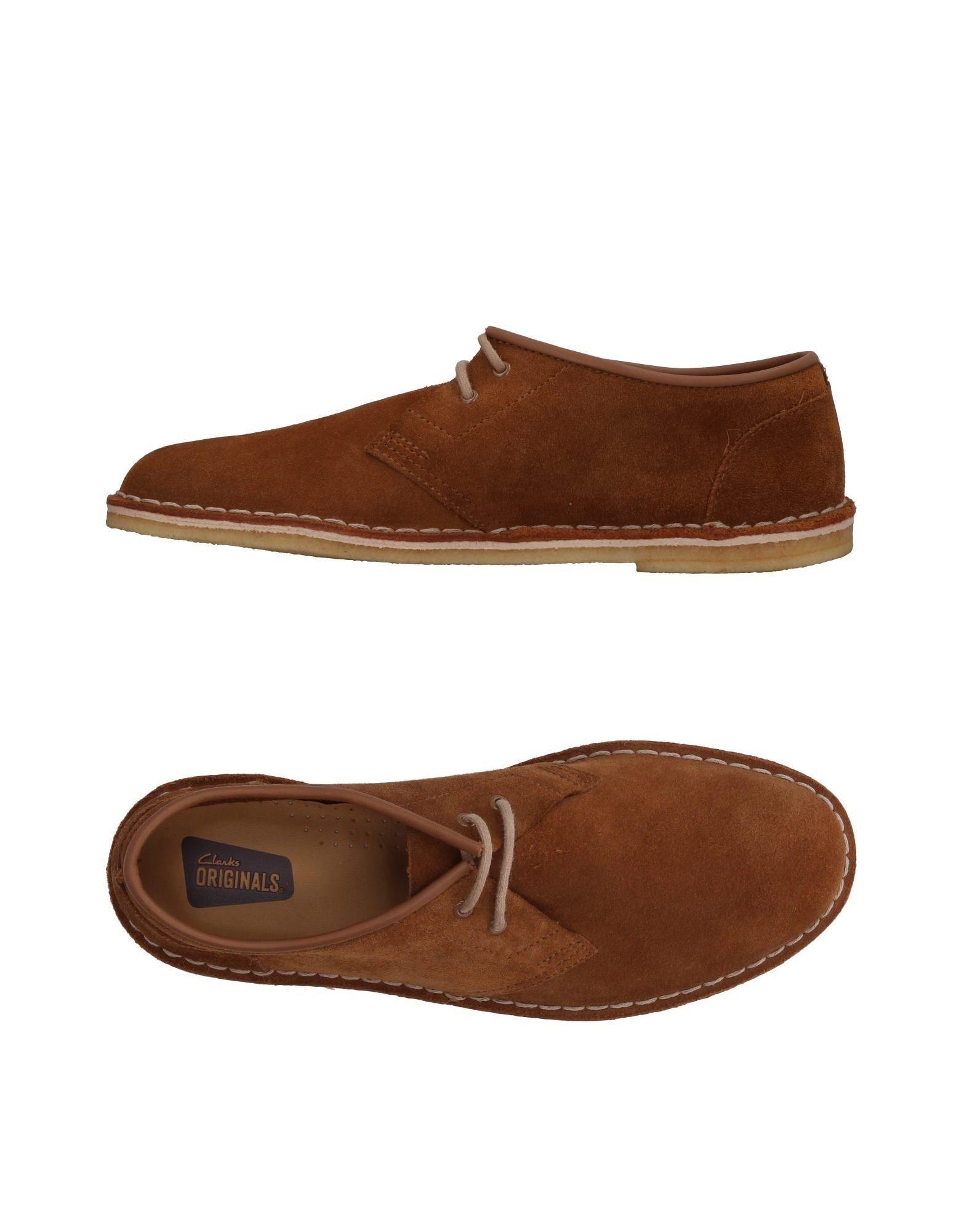 купить CLARKS ORIGINALS Обувь на шнурках дешево