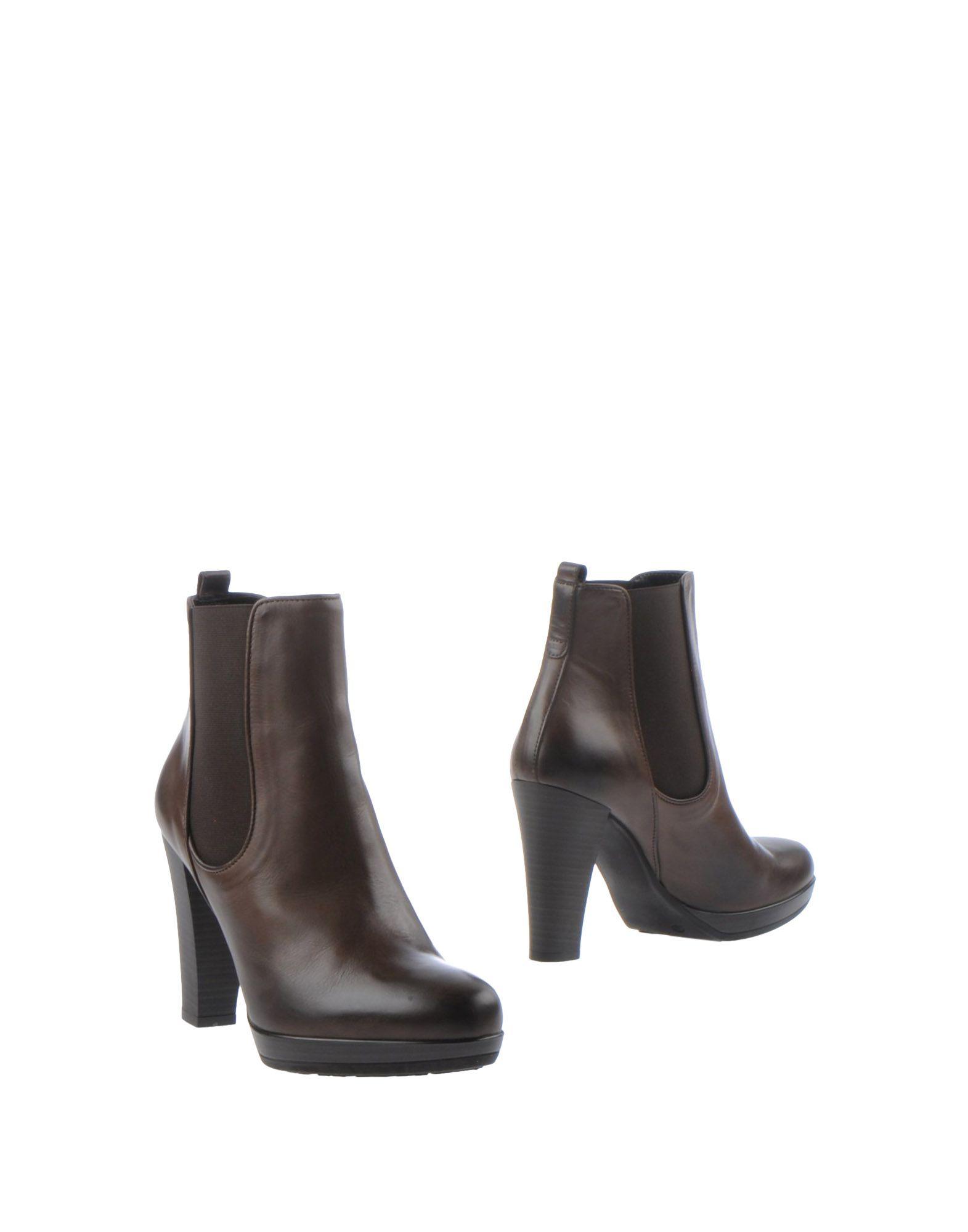 MARIA CRISTINA Полусапоги и высокие ботинки