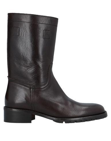 Фото - Полусапоги и высокие ботинки от SFB темно-коричневого цвета