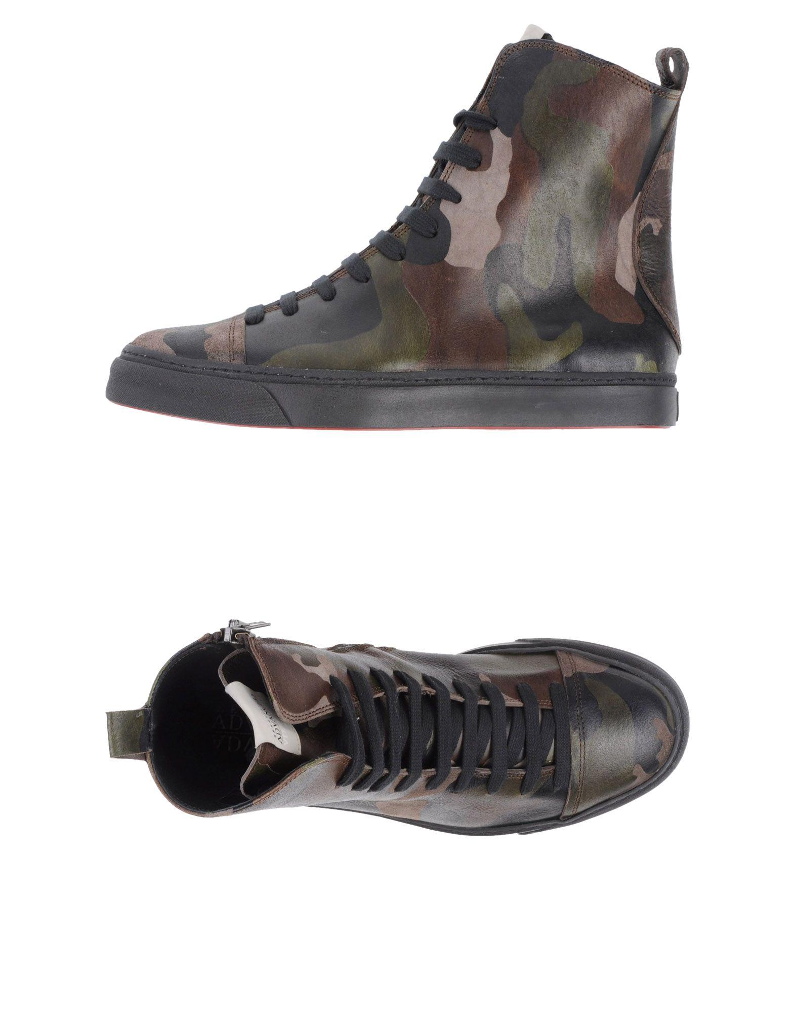 SERAFINI Sneakers in Military Green