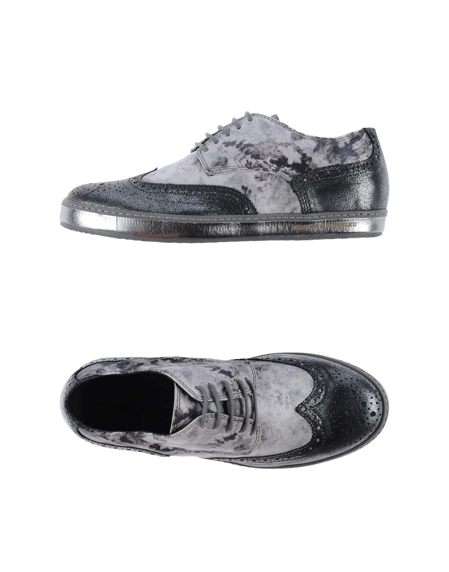 Фото - SOISIRE SOIEBLEU Обувь на шнурках обувь на высокой платформе dkny