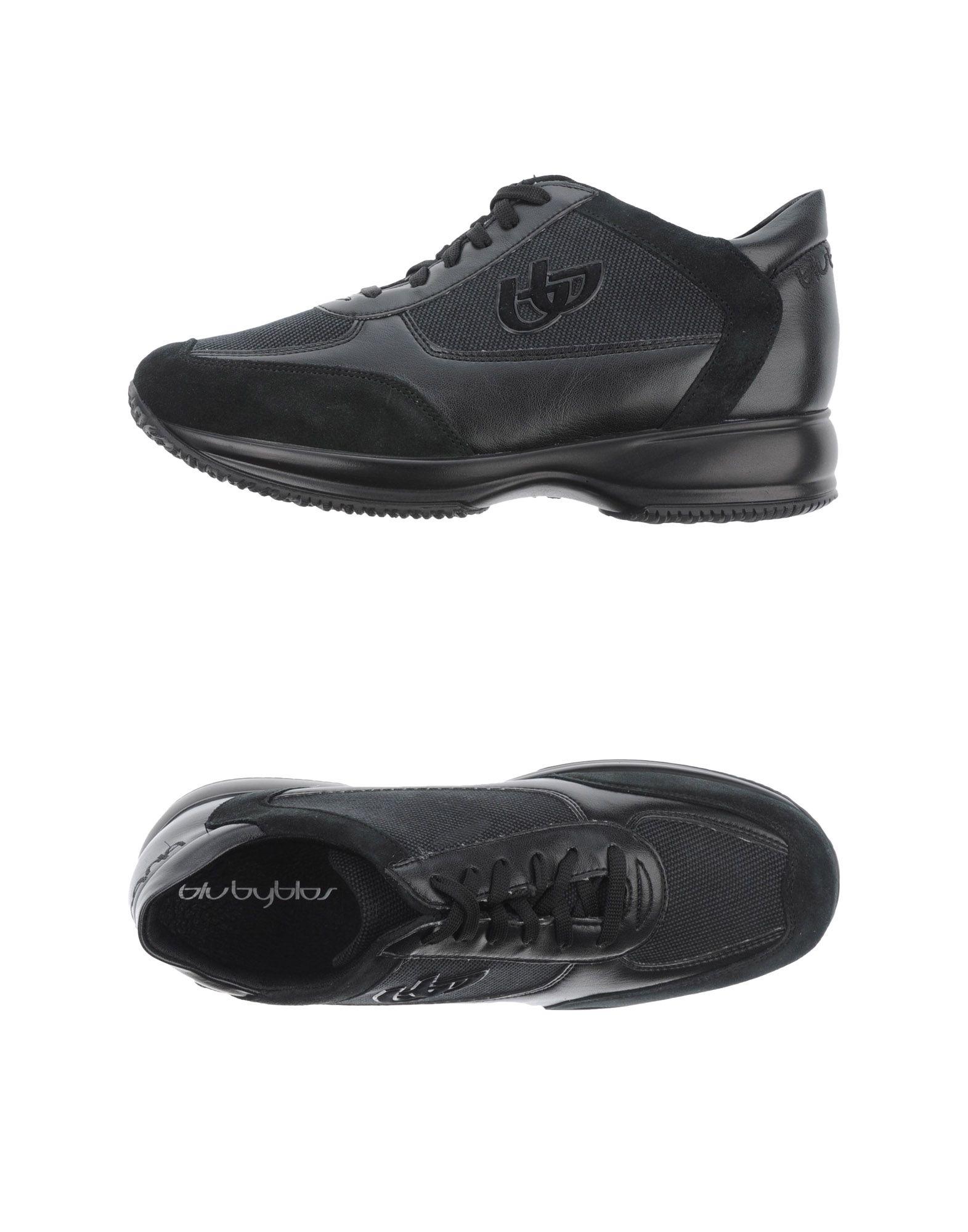 BLU BYBLOS Низкие кеды и кроссовки цены онлайн