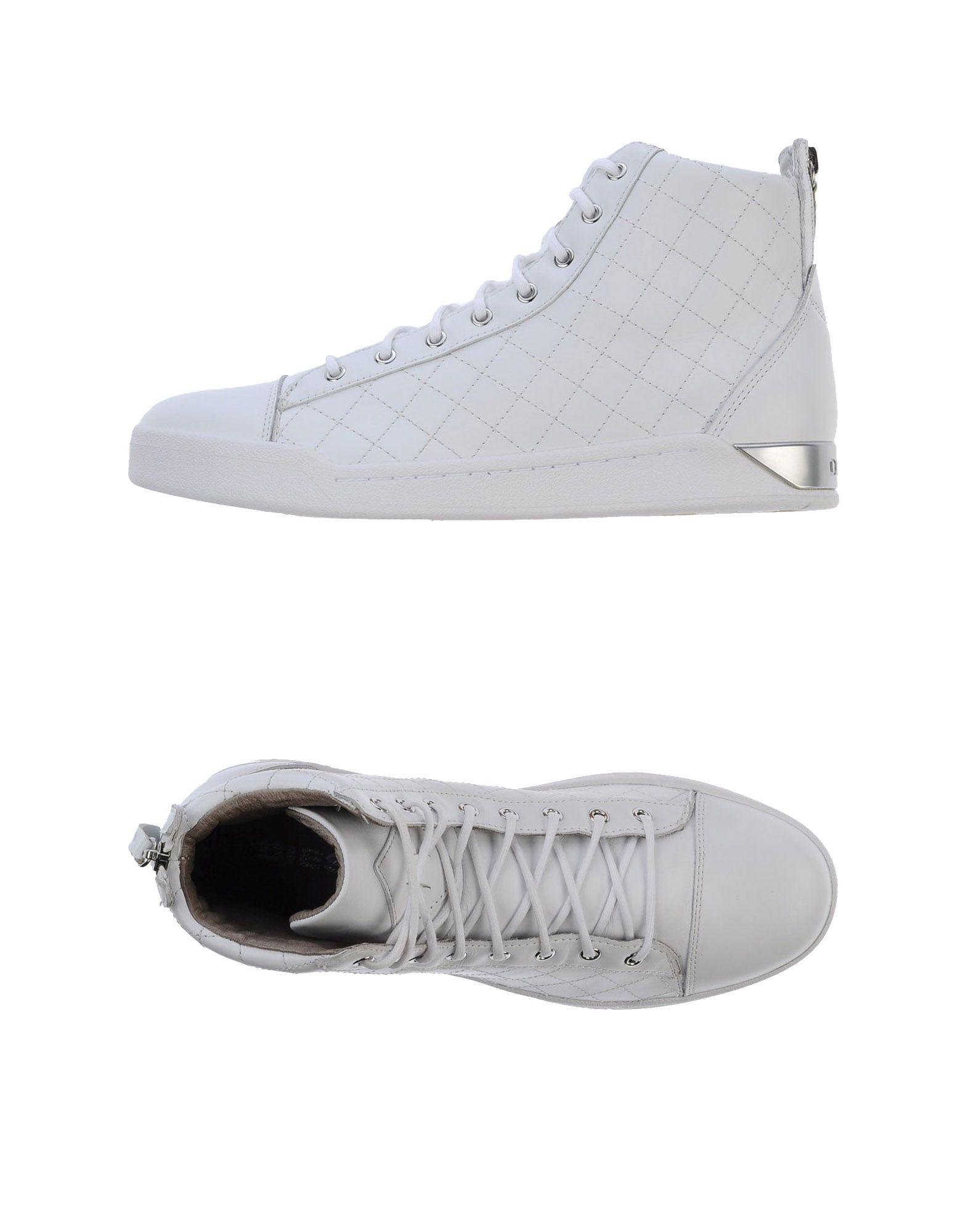 DIESEL Высокие кеды и кроссовки native высокие кеды и кроссовки