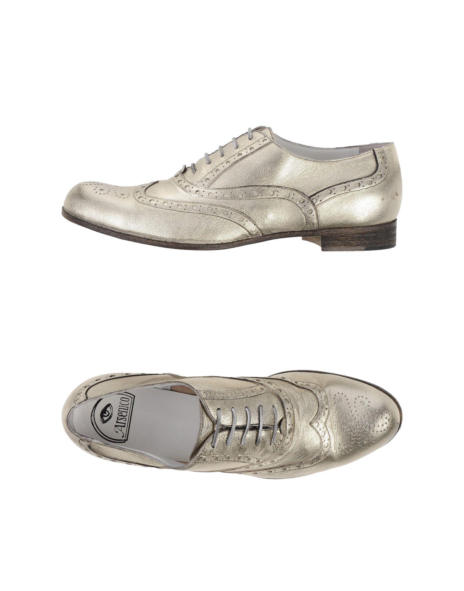 ARSENICO Shoes Обувь на шнурках цены онлайн