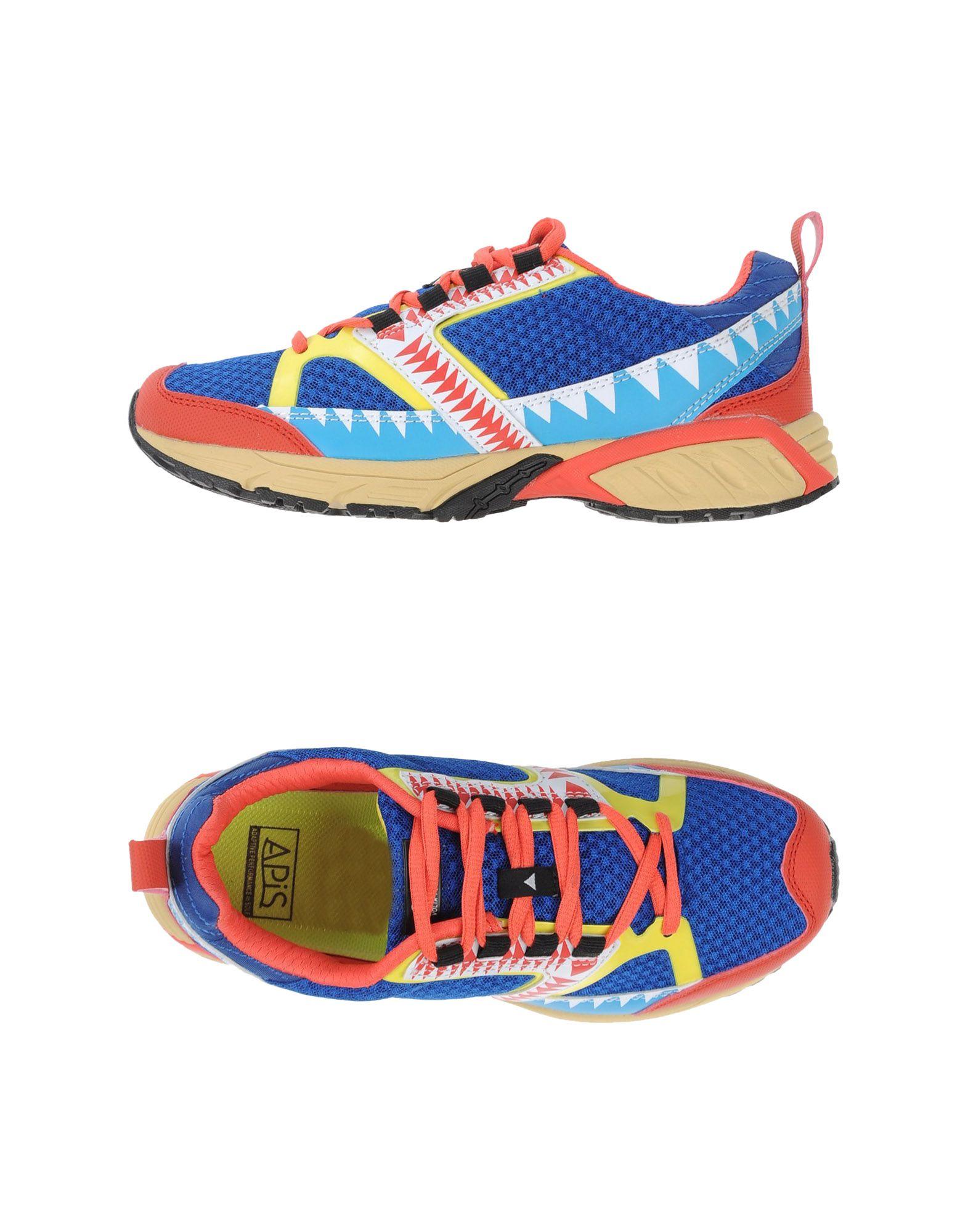 《セール開催中》STRD by VOLTA FOOTWEAR レディース スニーカー&テニスシューズ(ローカット) ブライトブルー 36 紡績繊維 DECOR