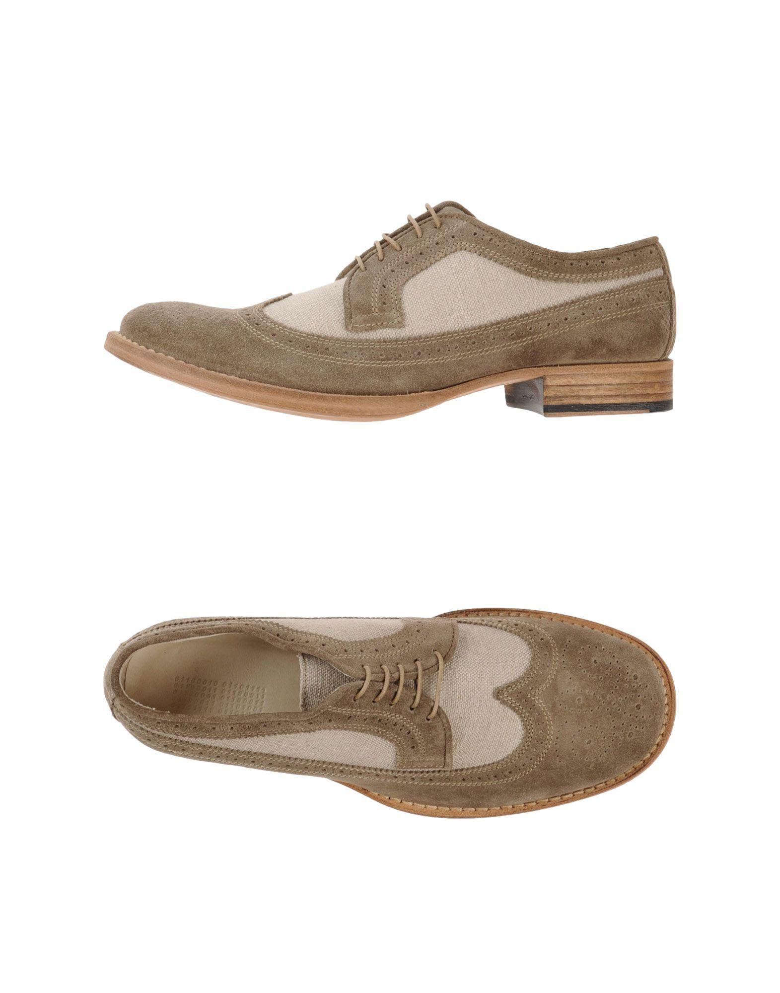 01000010 by BOCCACCINI Обувь на шнурках h by hudson обувь на шнурках