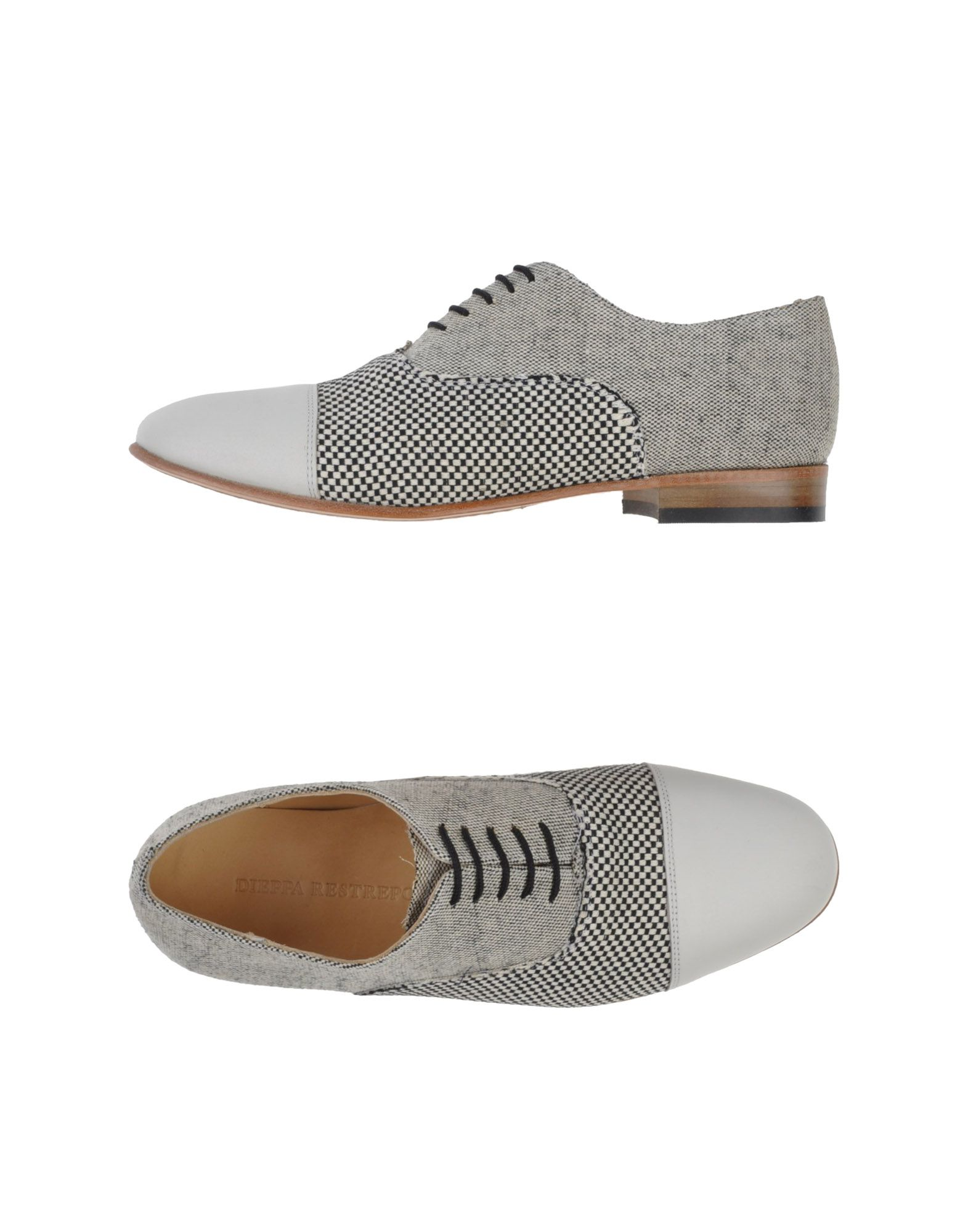 Фото - DIEPPA RESTREPO Обувь на шнурках обувь на высокой платформе dkny