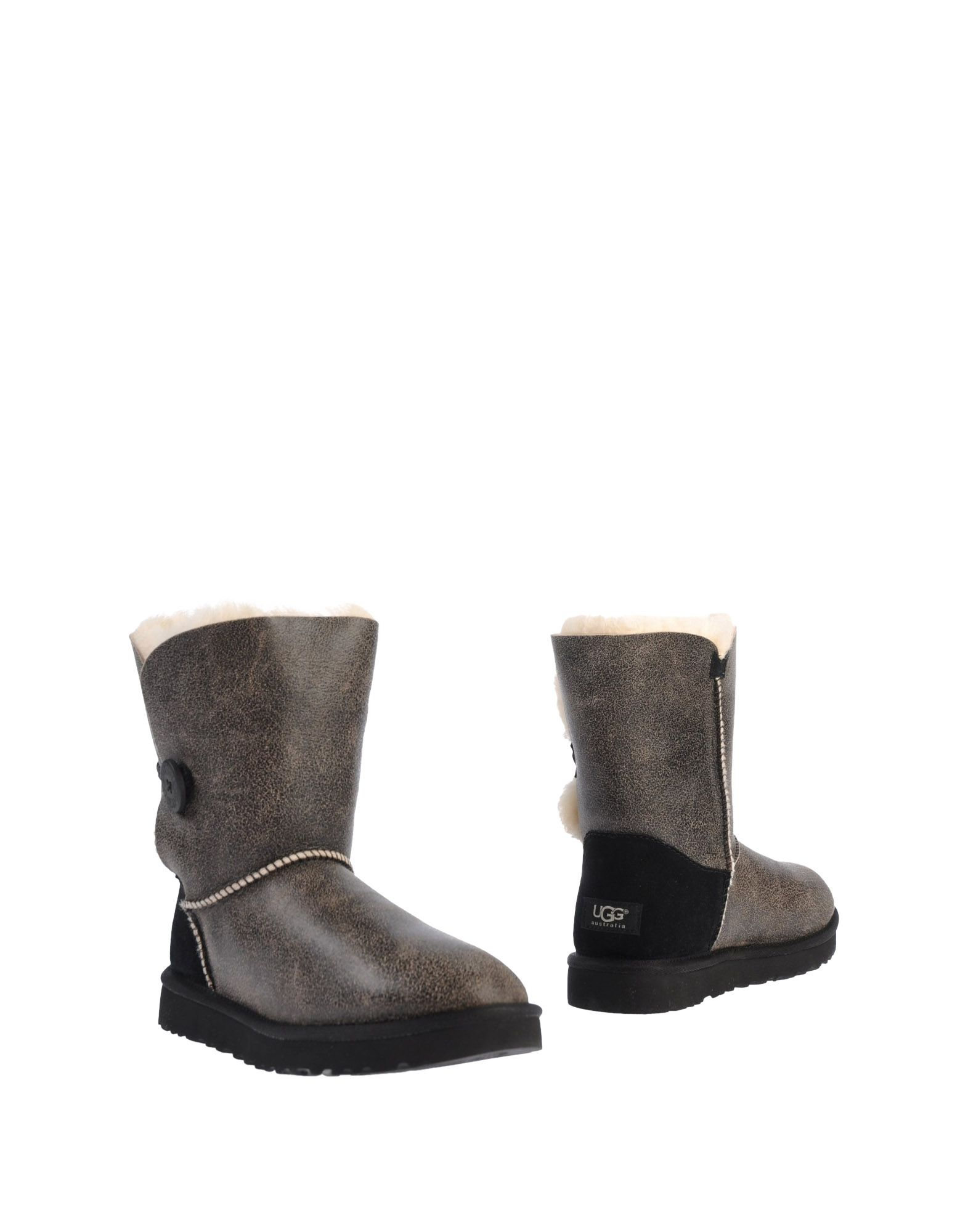 UGG AUSTRALIA Полусапоги и высокие ботинки майка борцовка print bar символ баратеонов