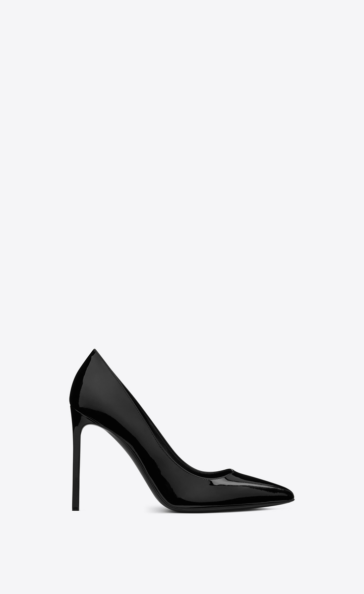Saint Laurent Leather High Heel 53E8qyTLH