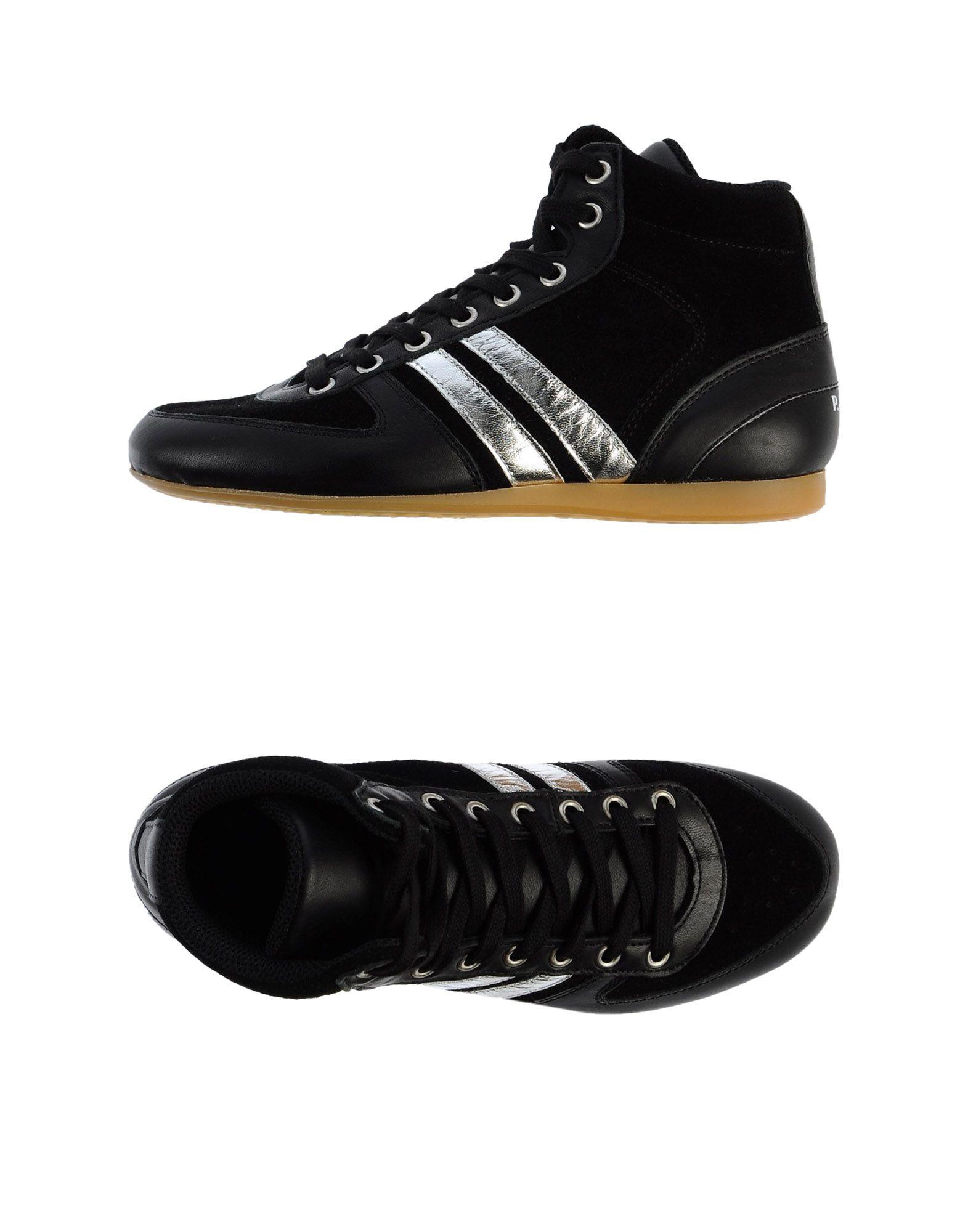 P.A.R.O.S.H. Высокие кеды и кроссовки native высокие кеды и кроссовки