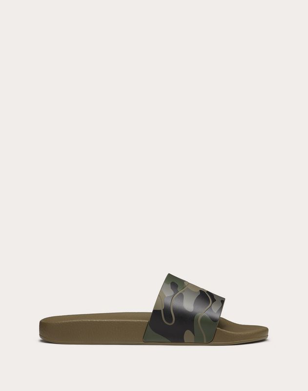 Camouflage Sandal