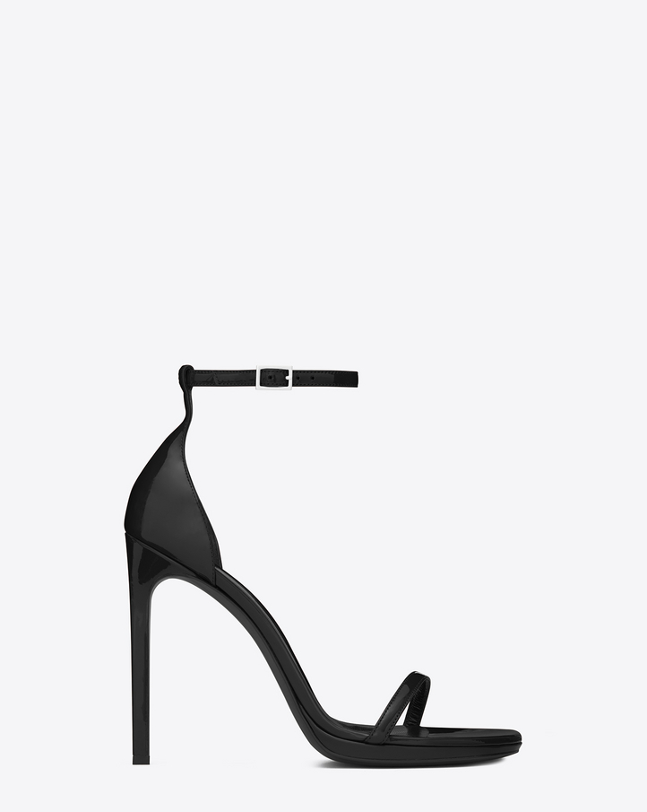 Image result for Saint Laurent sandals