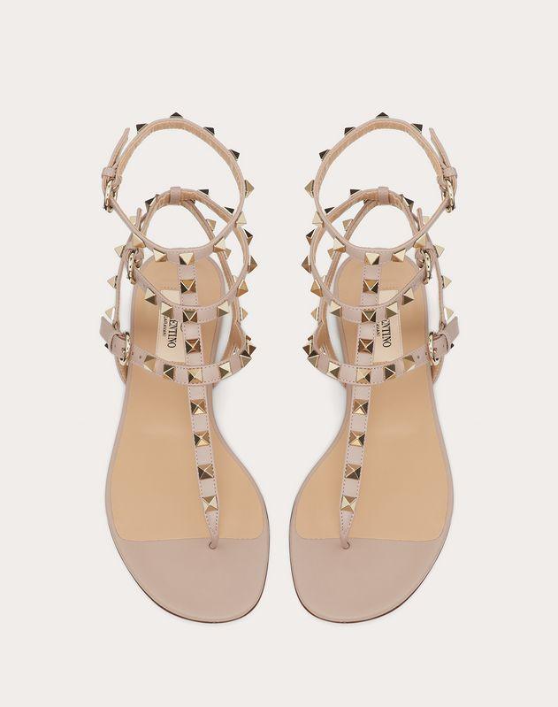 Rockstud Flat Thong Sandals