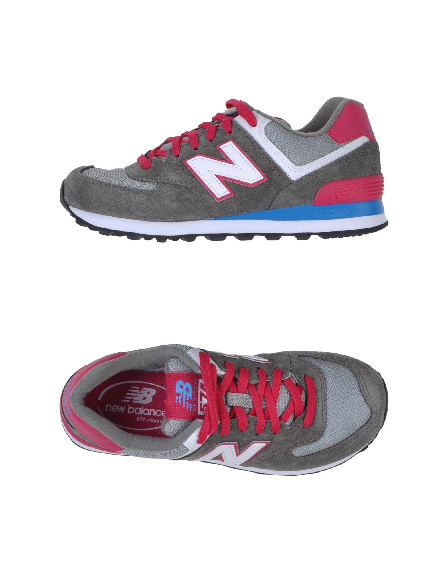 NEW BALANCE Низкие кеды  кроссовки