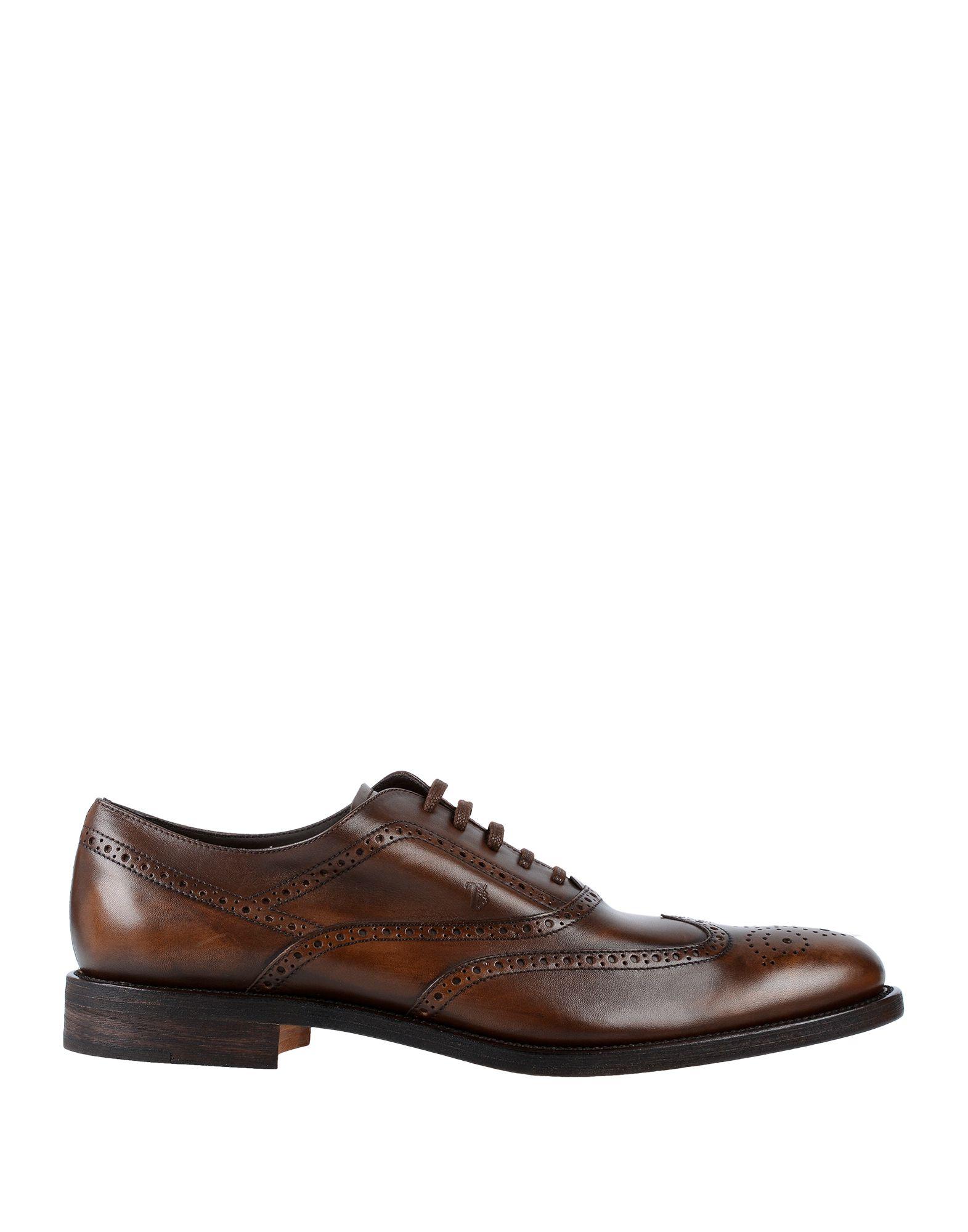 TOD'S Обувь на шнурках 3 3 trepuntotre обувь на шнурках