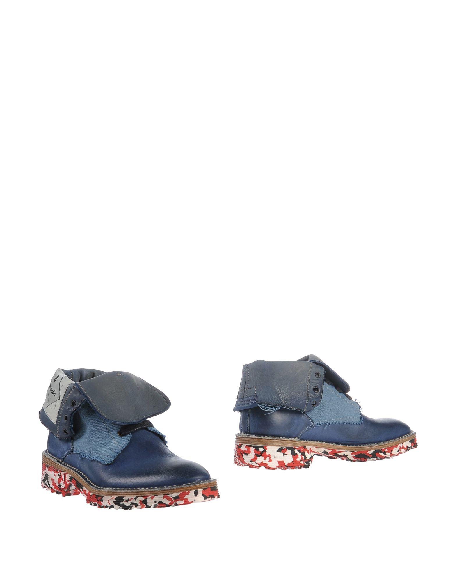 BARRACUDA Полусапоги и высокие ботинки
