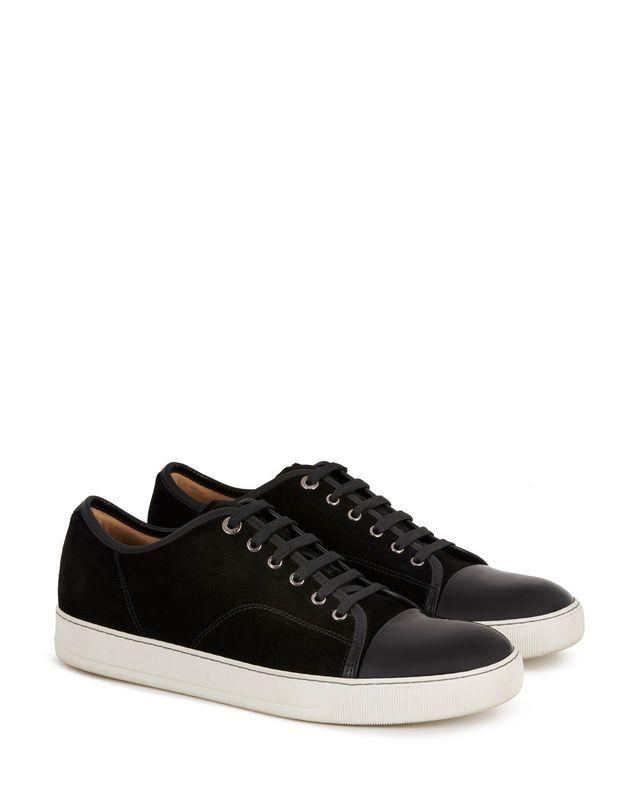 LANVIN SNEAKERS DBB1 AUS KALBSWILDLEDER Sneakers U r