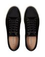 LANVIN Sneakers Man DBB1 SUEDE AND PATENT LEATHER SNEAKERS f