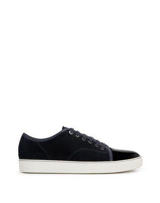 LANVIN Sneakers U DBB1 SUEDE CALFSKIN SNEAKER F