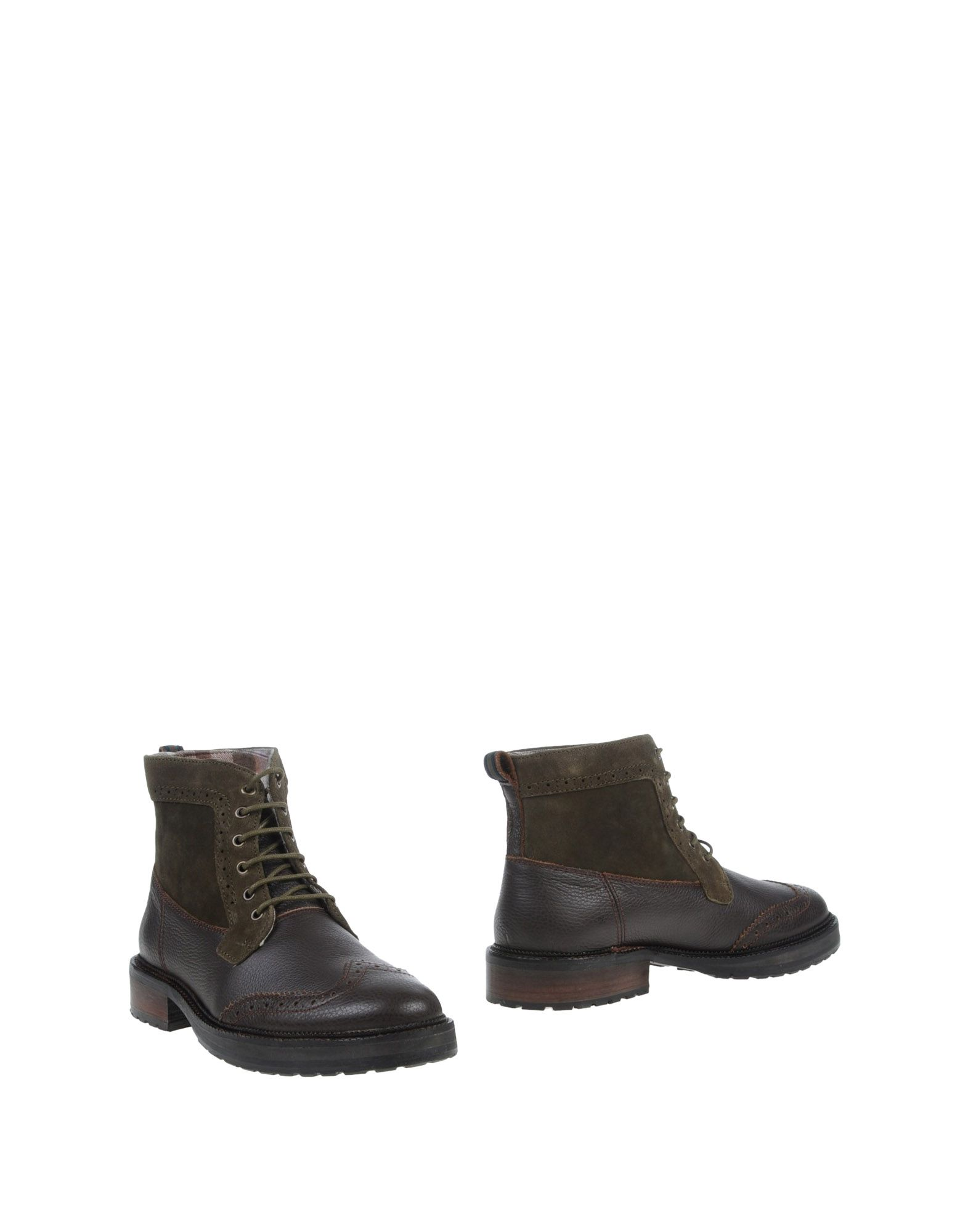 HENRY COTTON'S Полусапоги и высокие ботинки цены