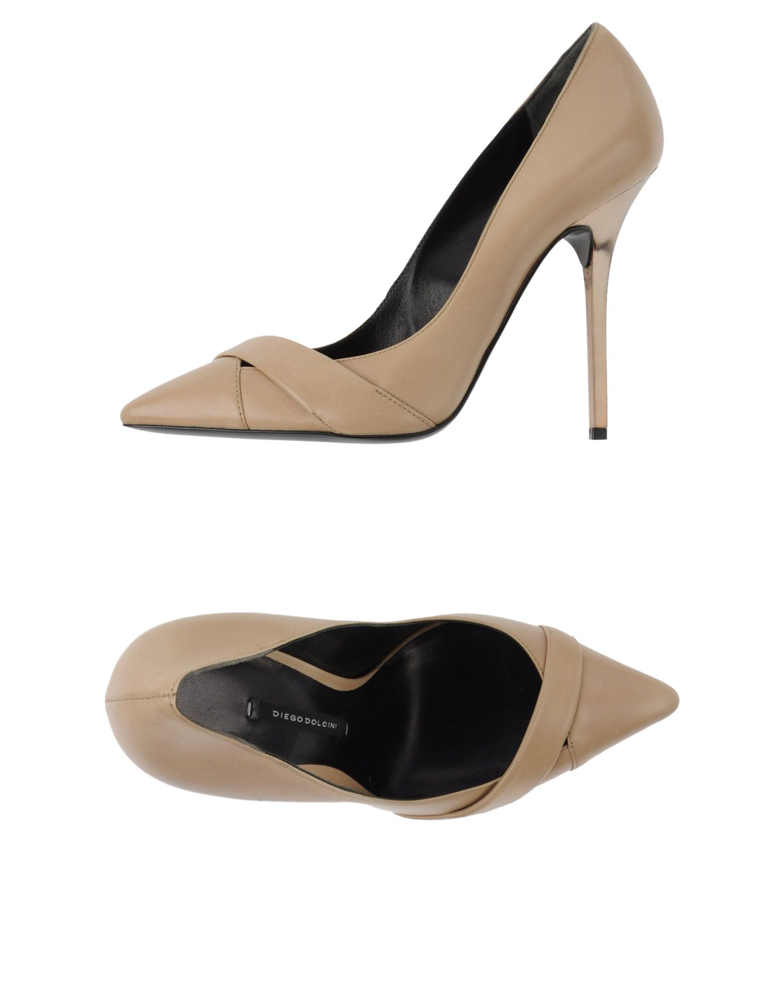цена DIEGO DOLCINI Туфли онлайн в 2017 году