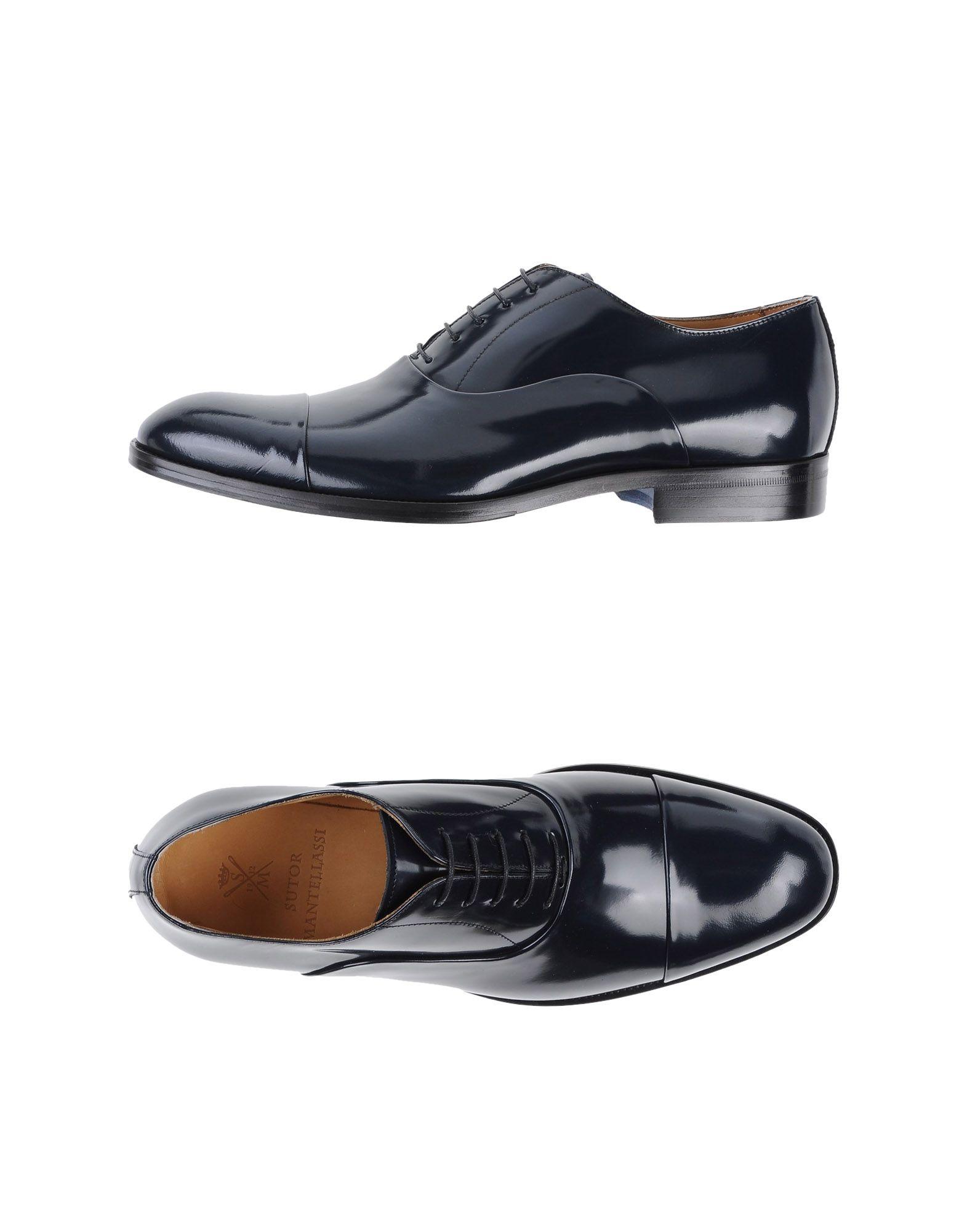 цена SUTOR MANTELLASSI Обувь на шнурках онлайн в 2017 году