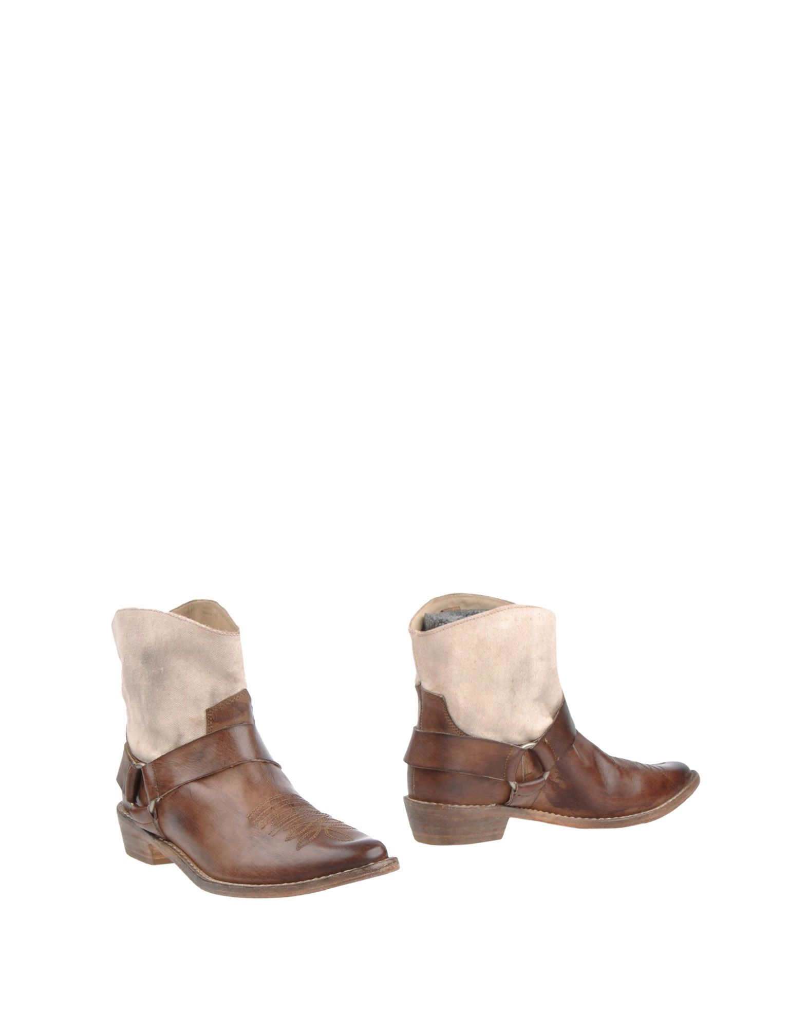 MR. WOLF Полусапоги и высокие ботинки