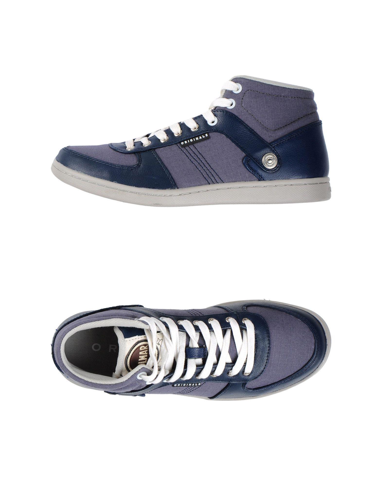 COLMAR Высокие кеды и кроссовки
