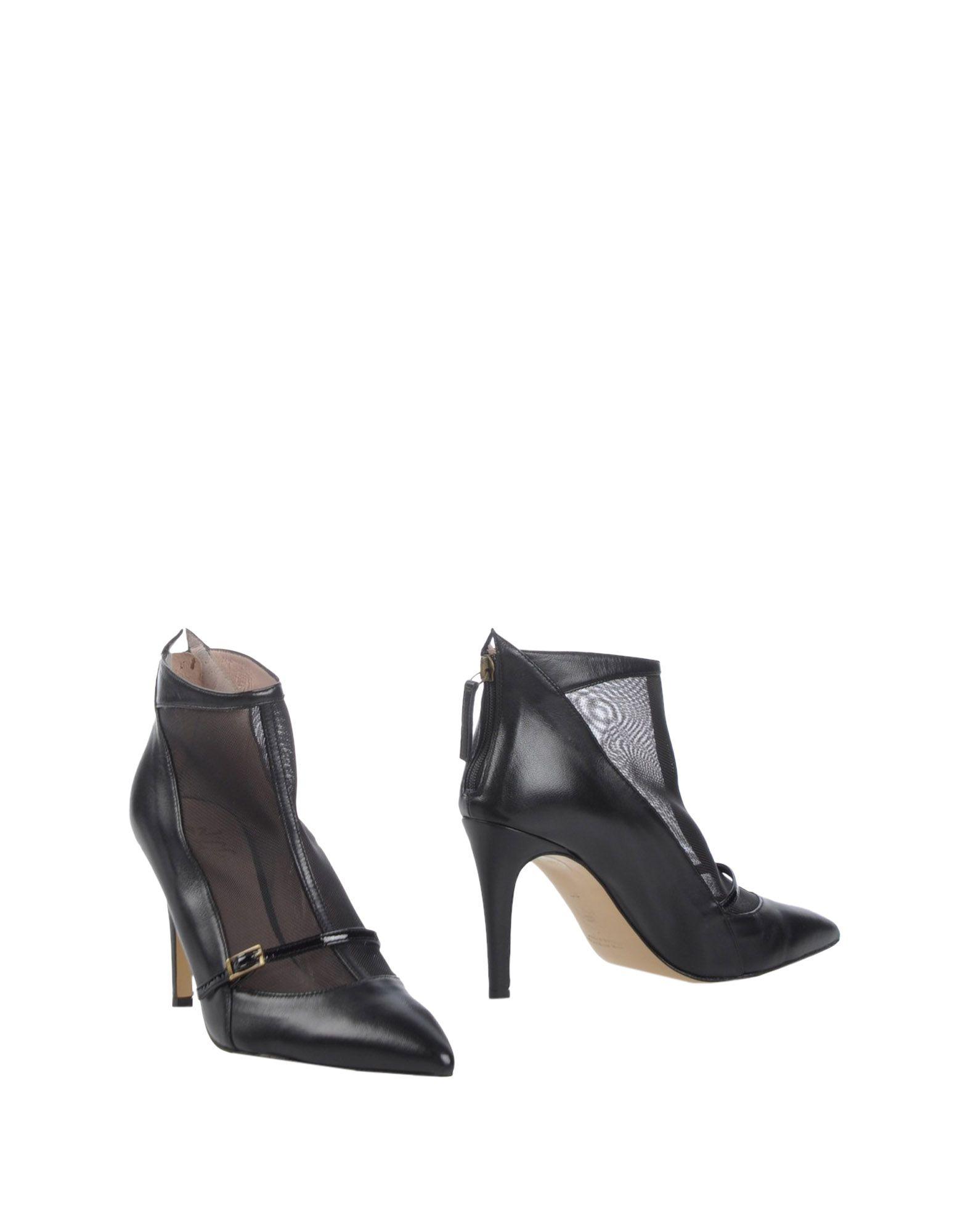 DE SIENA Полусапоги и высокие ботинки цены онлайн