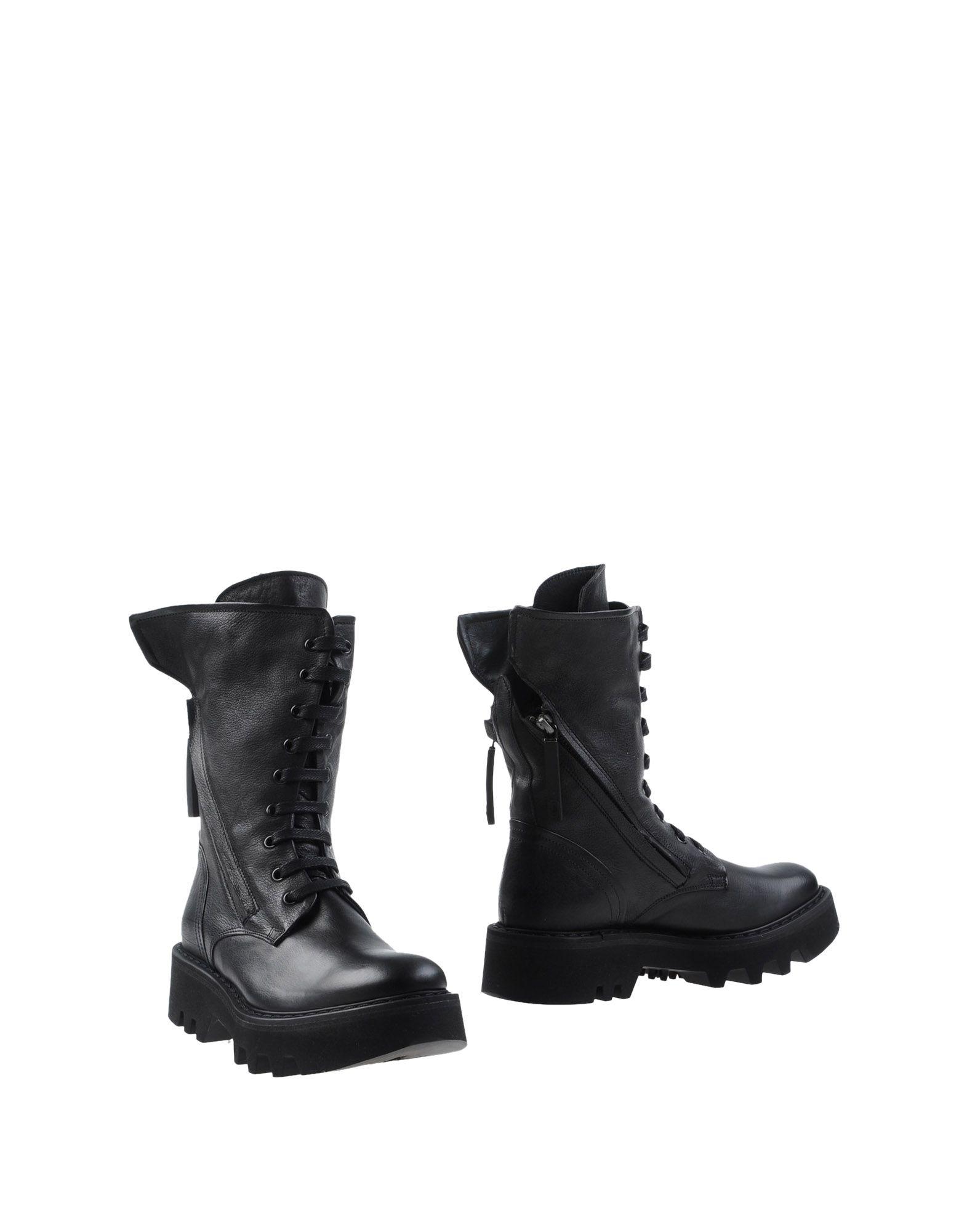BRUNO BORDESE Полусапоги и высокие ботинки grey mer полусапоги и высокие ботинки